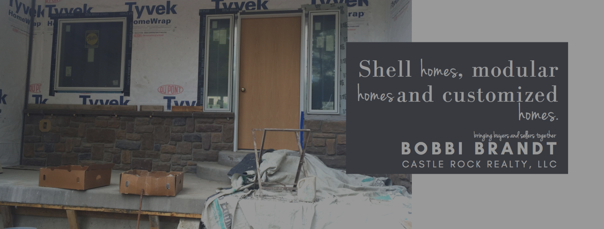 So you want to build a home – Shell homes, modular homes and customized homes