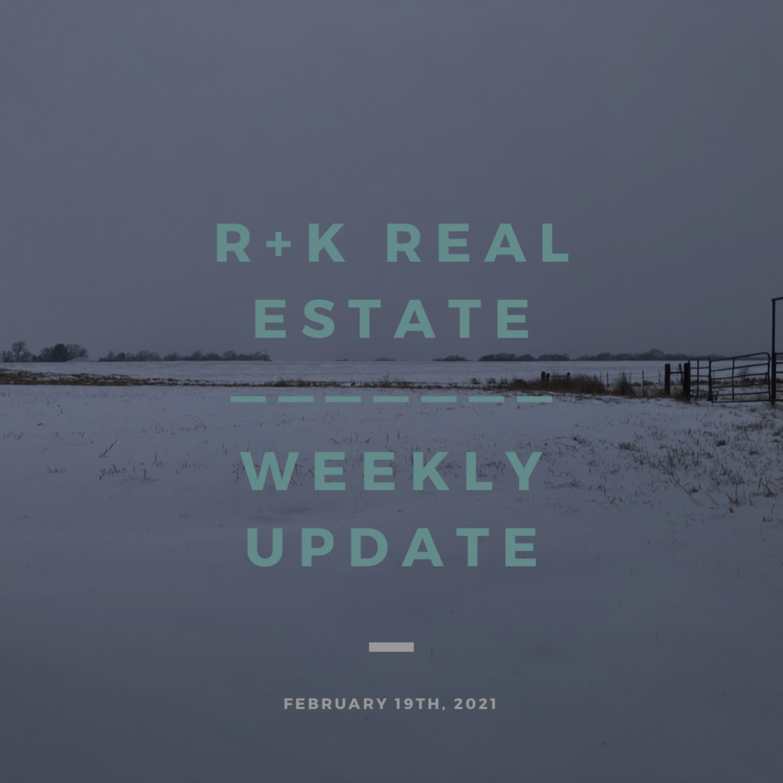 02/19/21 This week with R+K…