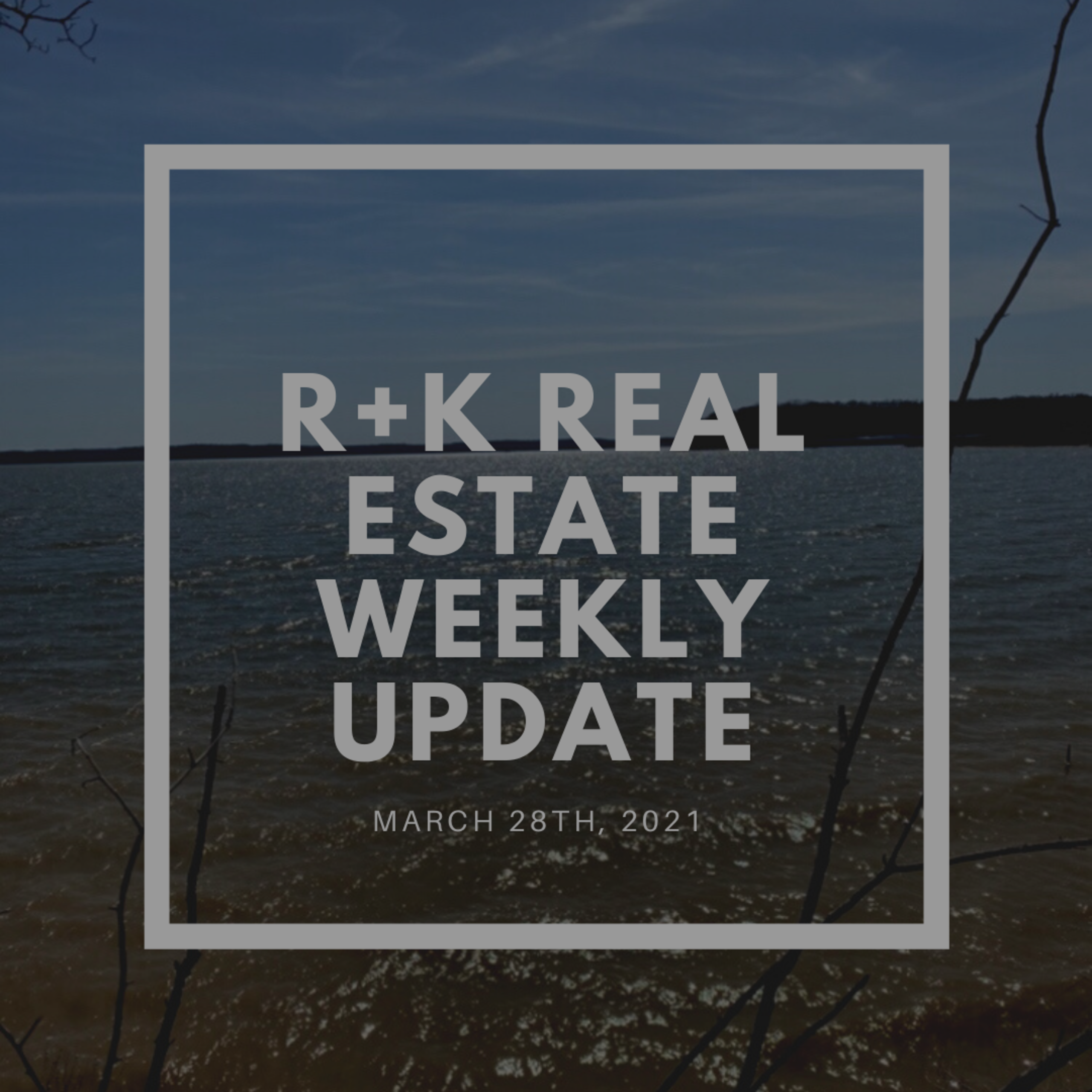 03/28/21 This week with R+K…