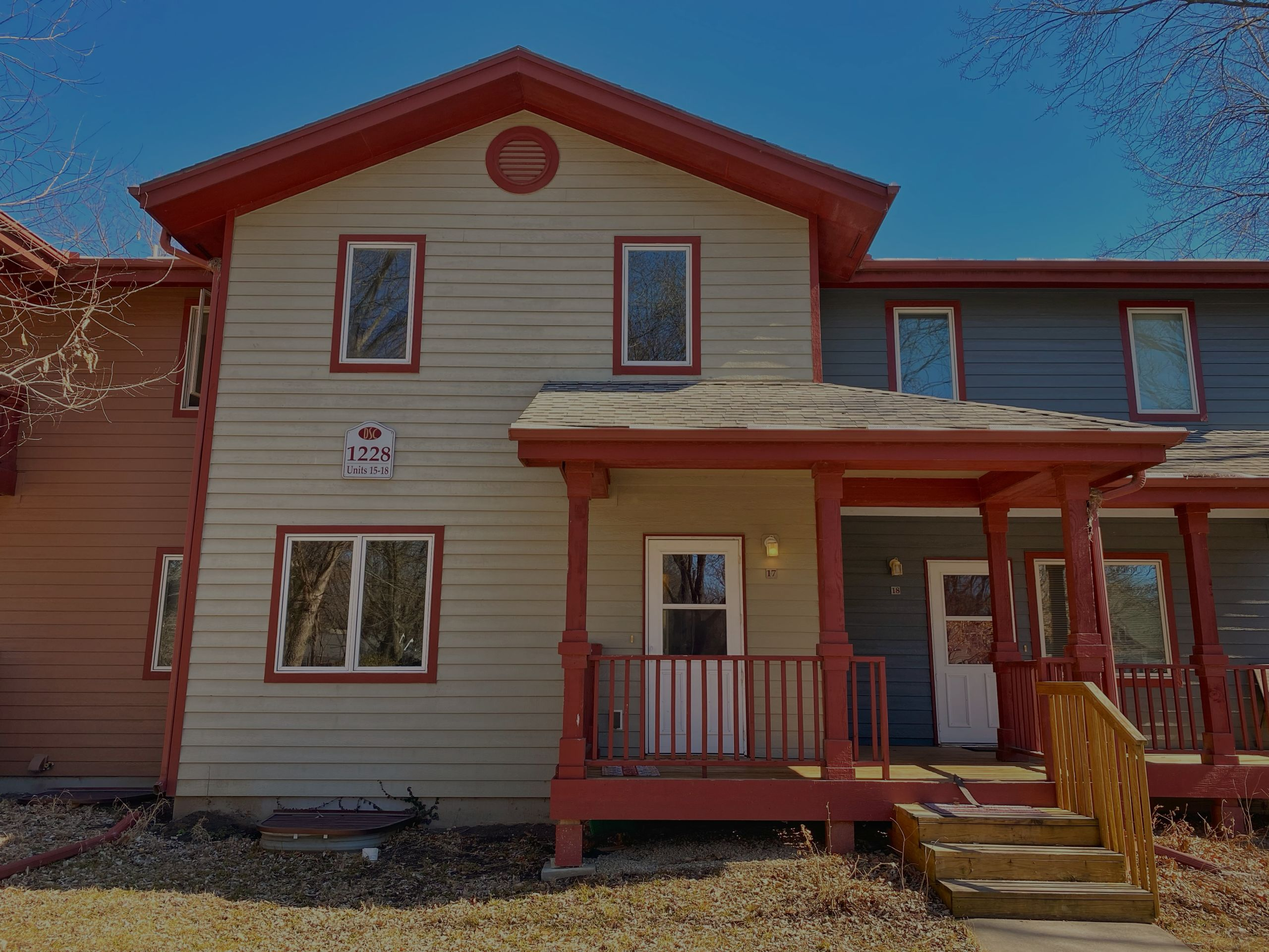 Open House at 1228 Delaware Commons #17 Sunday 3/14 12:00 to 1:30