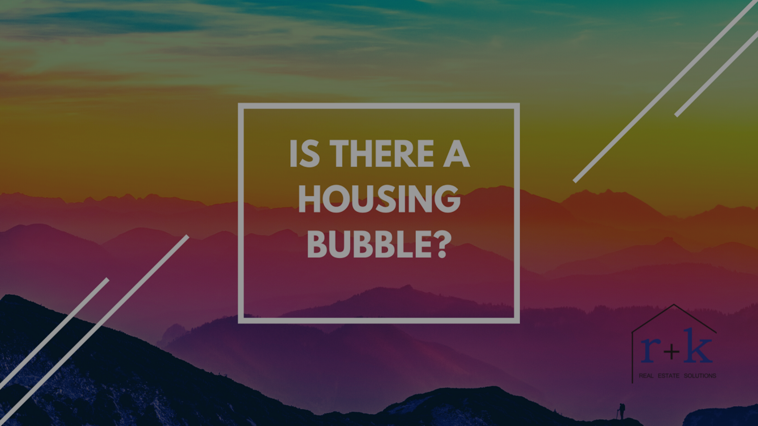 Is the Market in a Bubble?