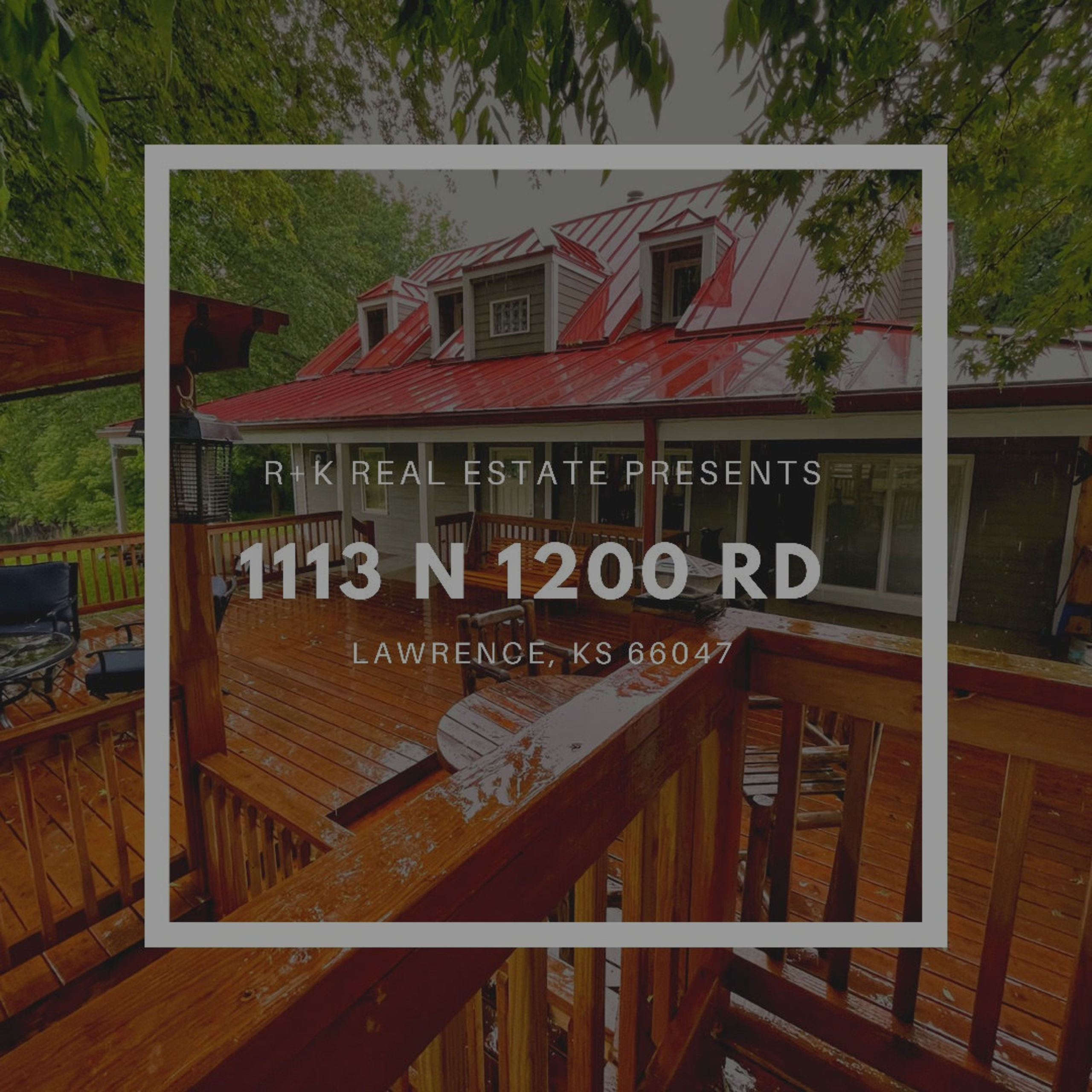 1113 N 1200 Rd. Lawrence, KS 66047