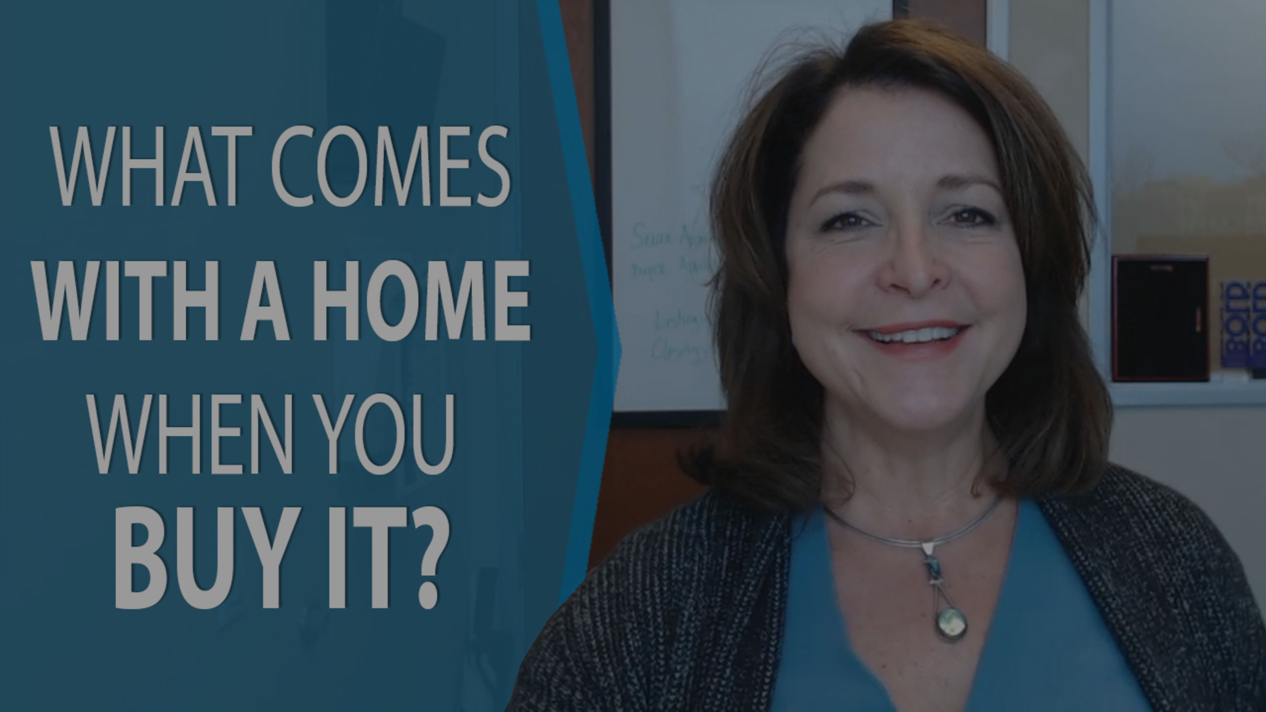 What Is All Included When You Buy a Home?