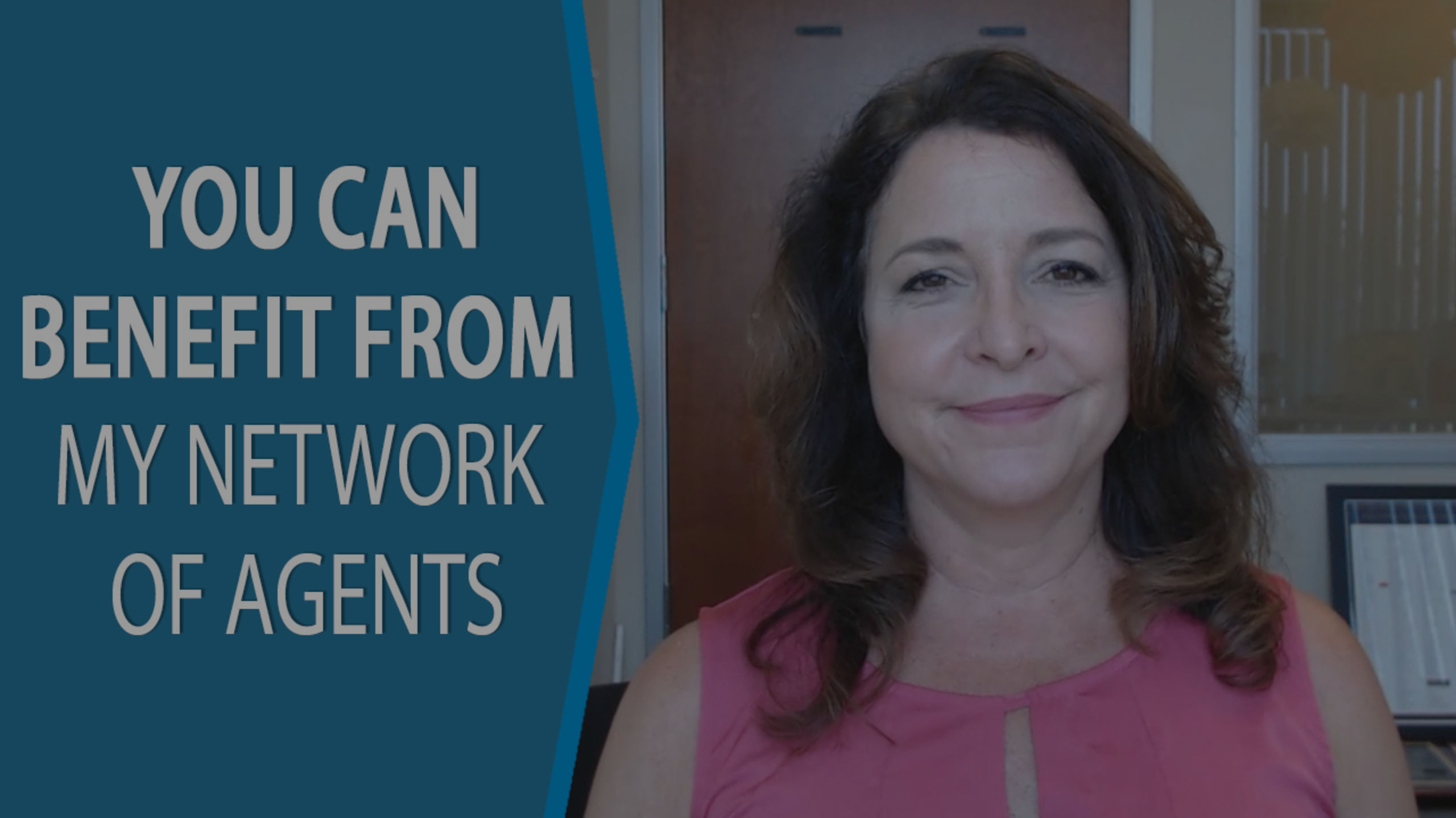 Q: Can You Benefit From My Network of Agents?