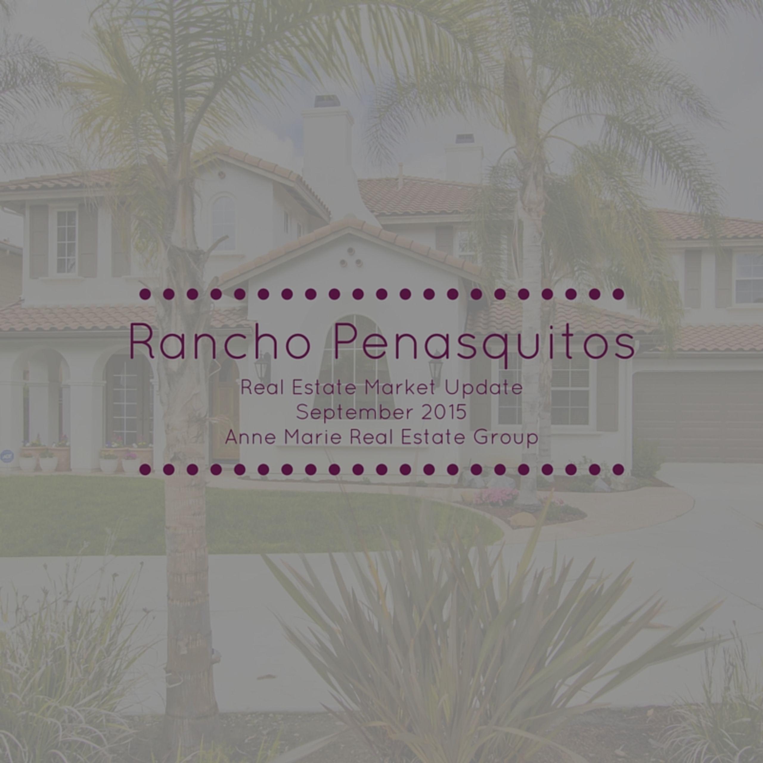 Rancho Penasquitos 92129 Real Estate Market Update September 2015