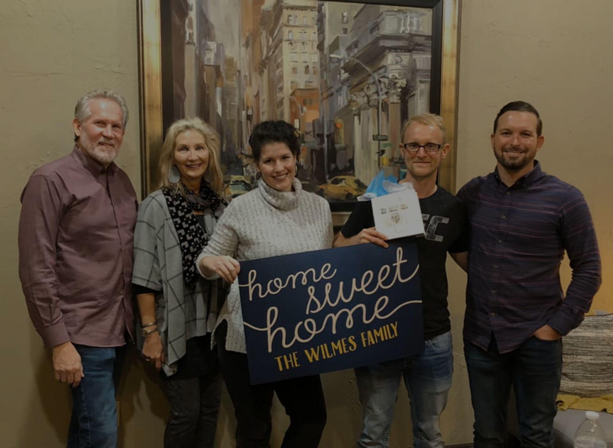 CONGRATULATIONS TO OUR NEW HOMEOWNERS FOR NOVEMBER!