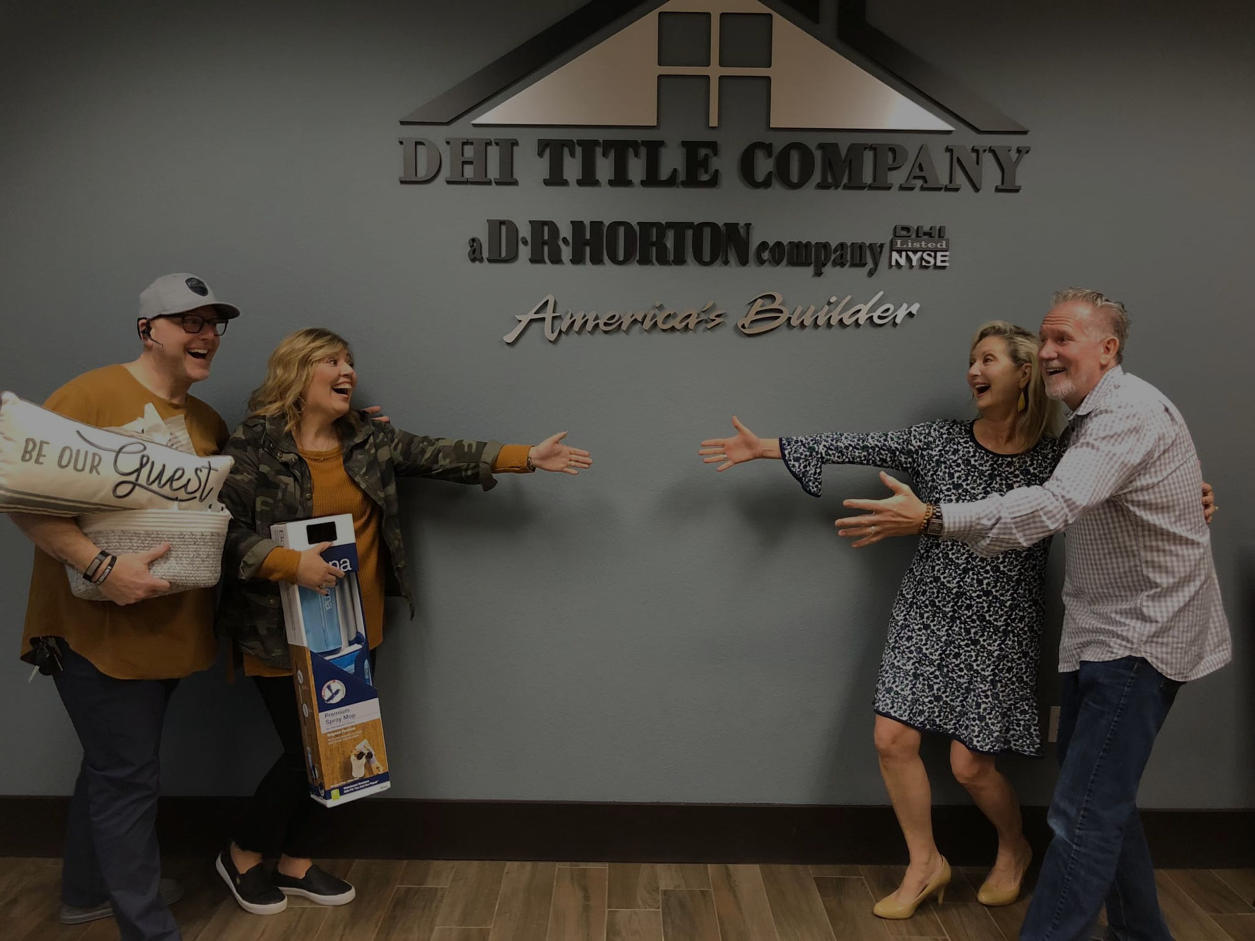 CONGRATULATIONS TO OUR NEW HOMEOWNERS FOR MARCH!