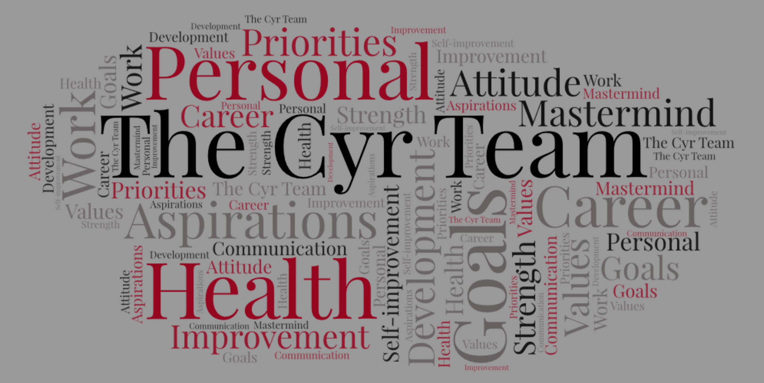 The Cyr Team Prioritizes Personal Growth at Brian Buffini Mastermind Summit