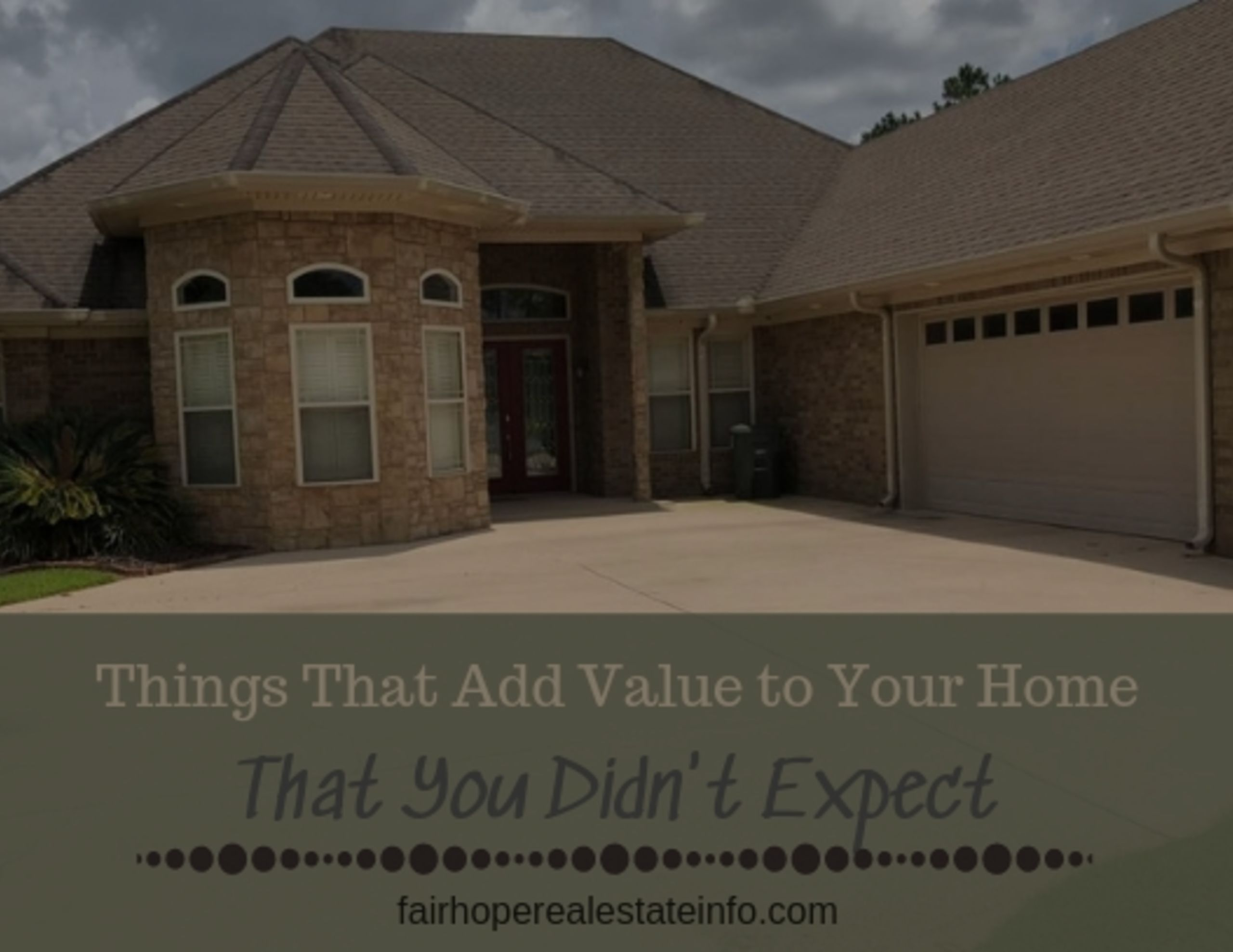 Things That Add Value to Your Home That You Didn't Expect