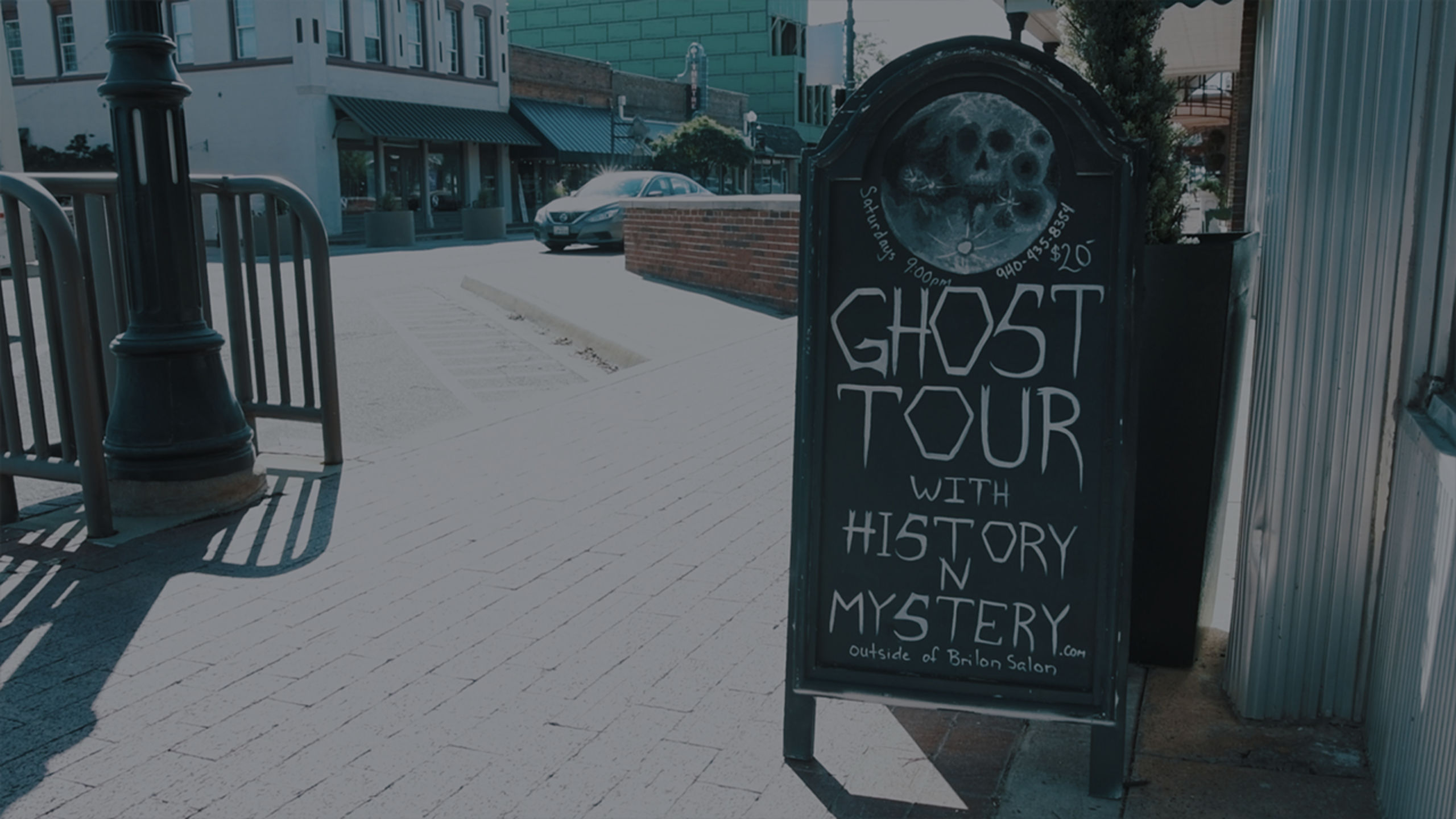 Ghost Tours in Old Town Lewisville