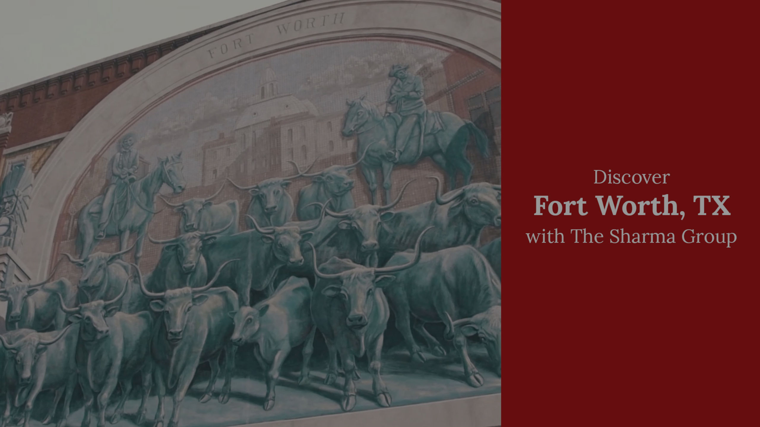 Discover Fort Worth with The Sharma Group