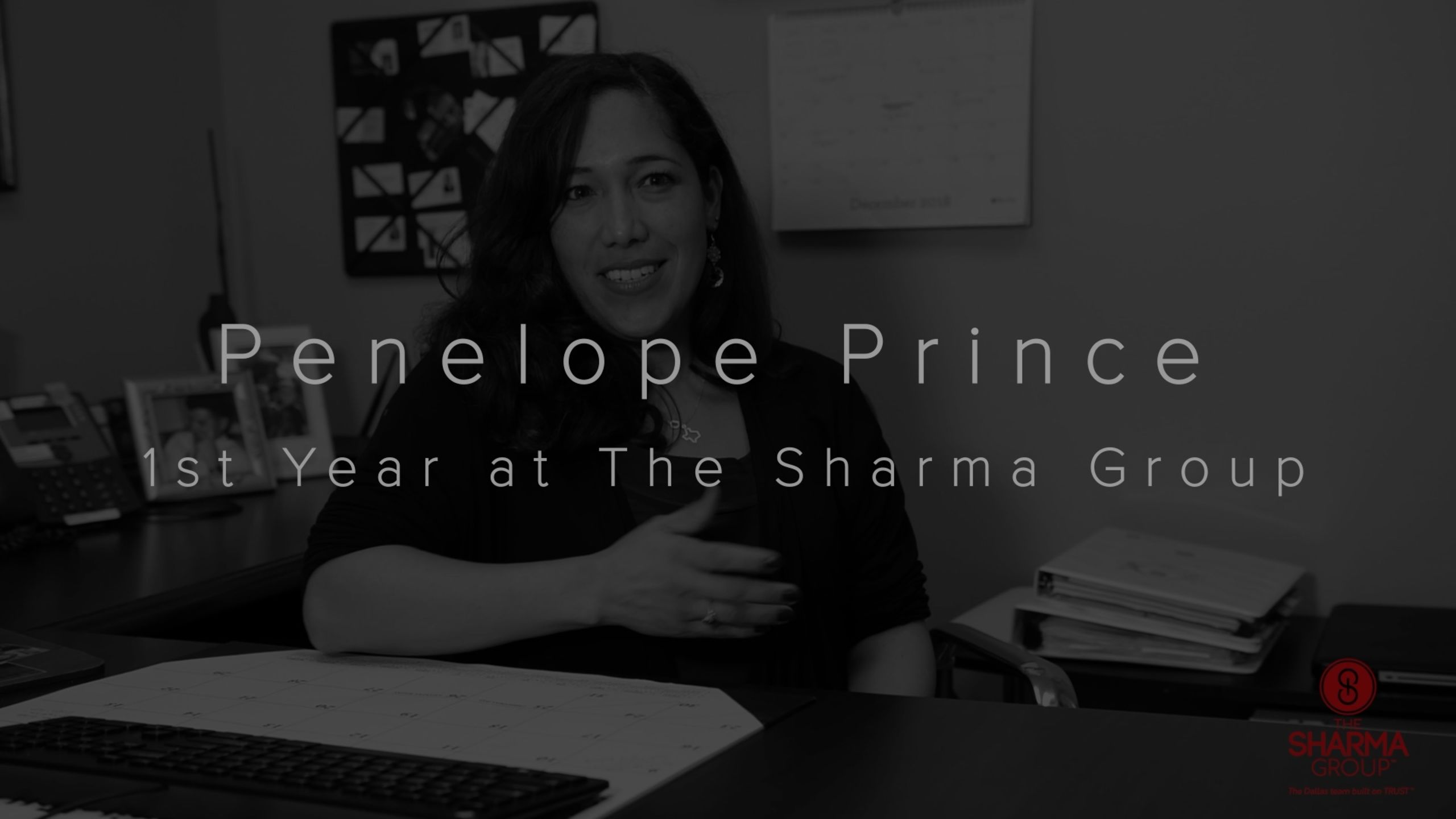 Meet Penny – Celebrating Her 1 Year Mark At The Sharma Group