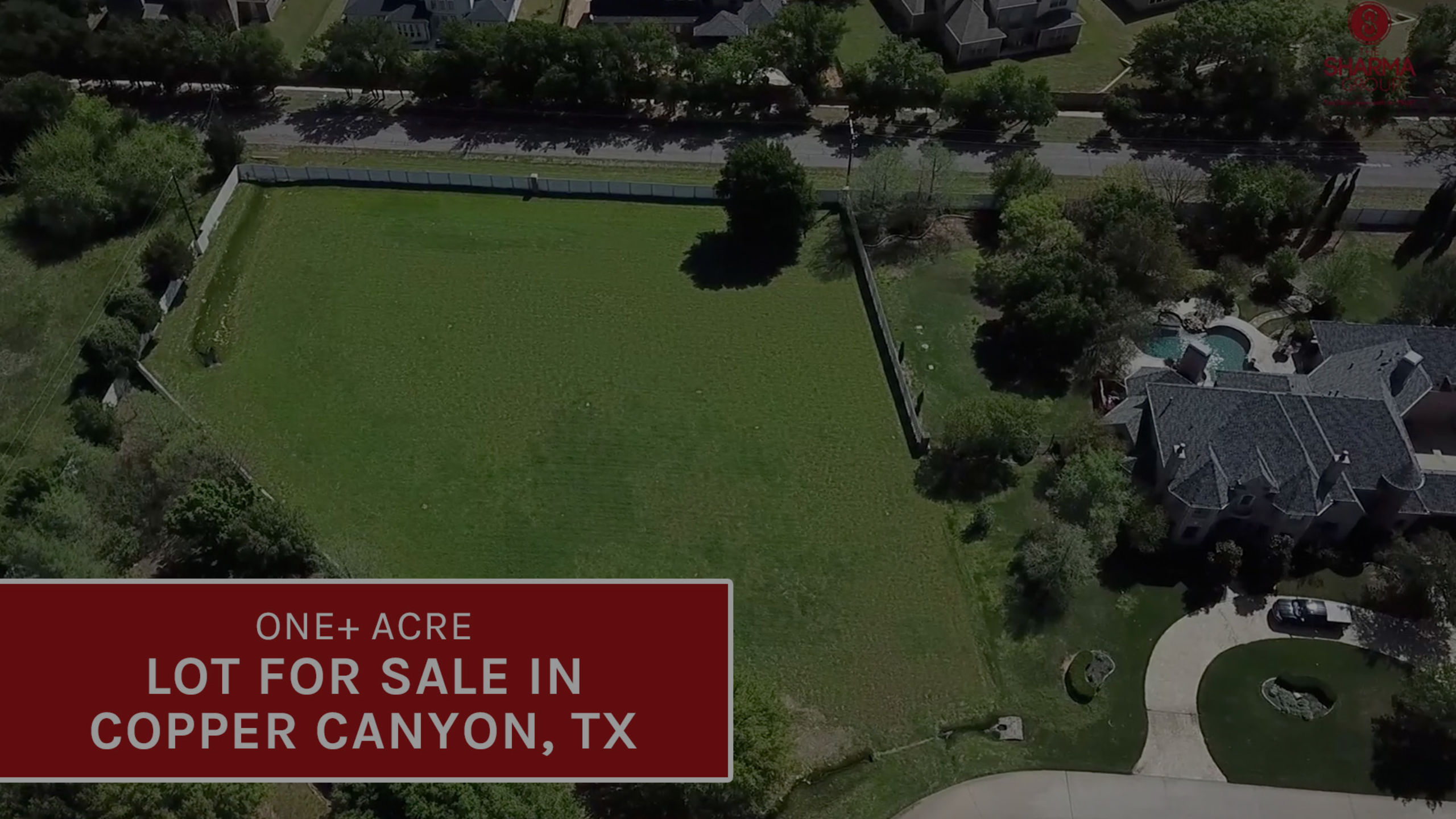 Lot For Sale In Copper Canyon | The Sharma Group