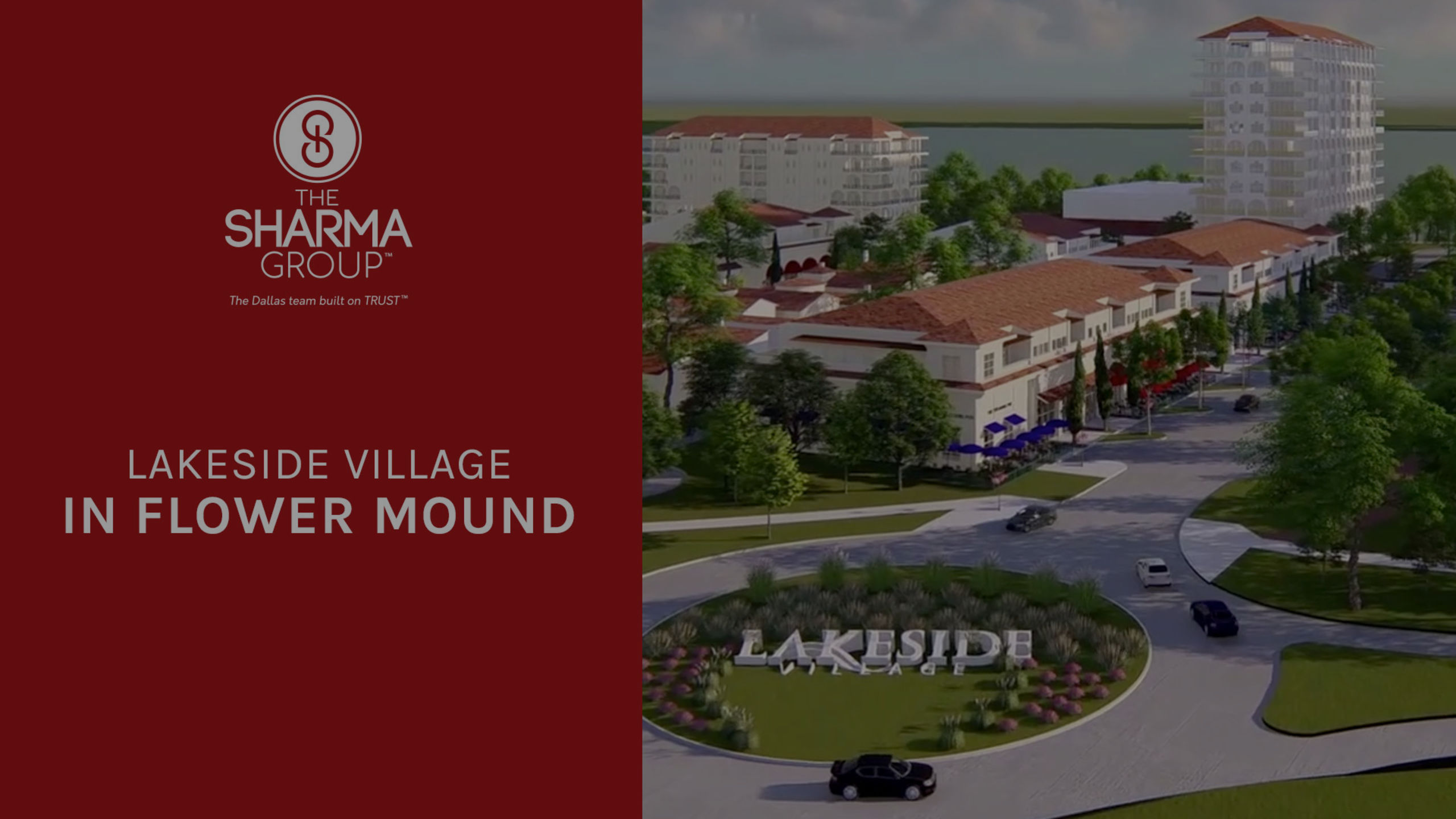 Lakeside Village | The Sharma Group