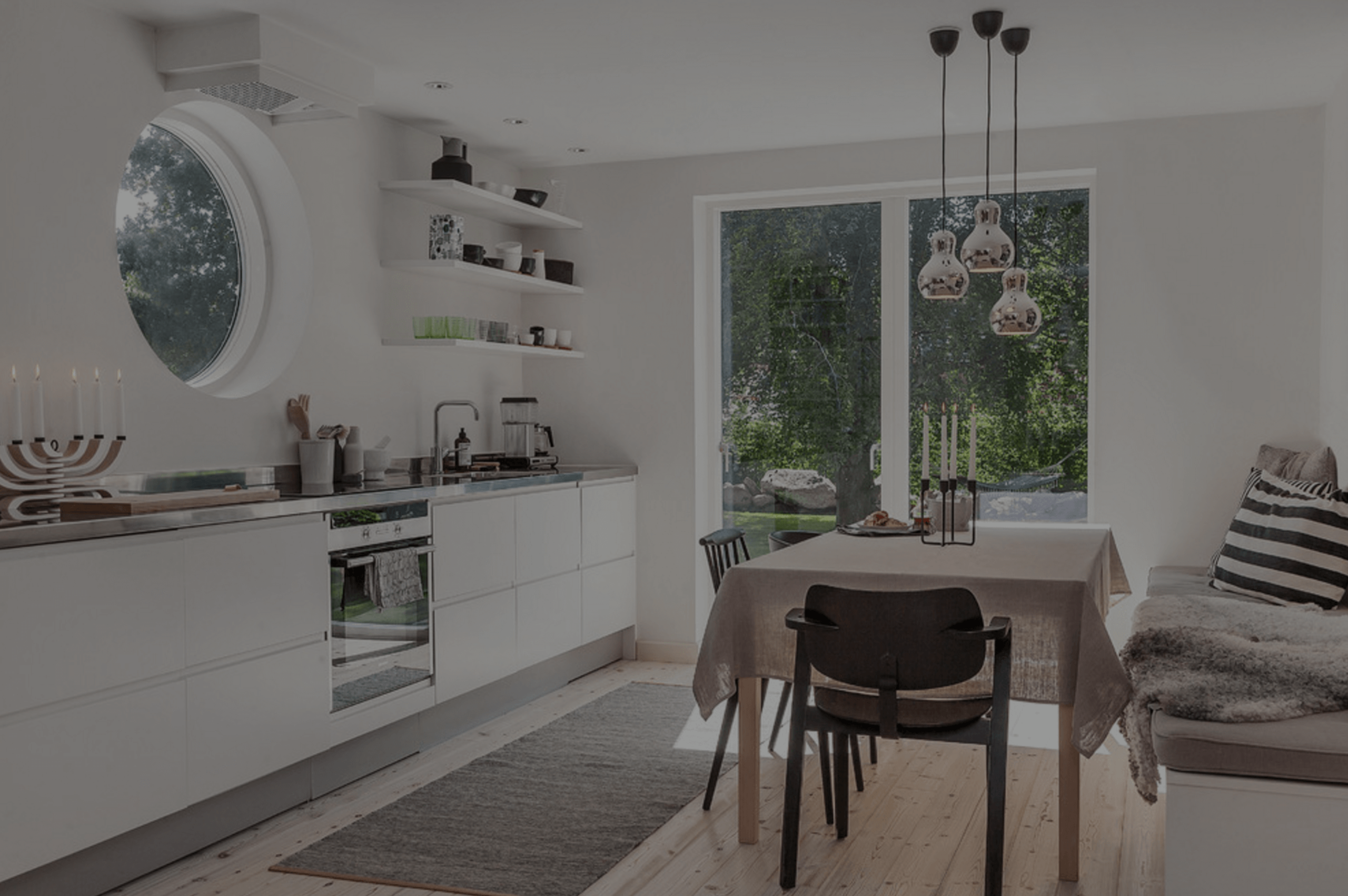 How to Pull Off a Scandinavian Style Kitchen Beautifully