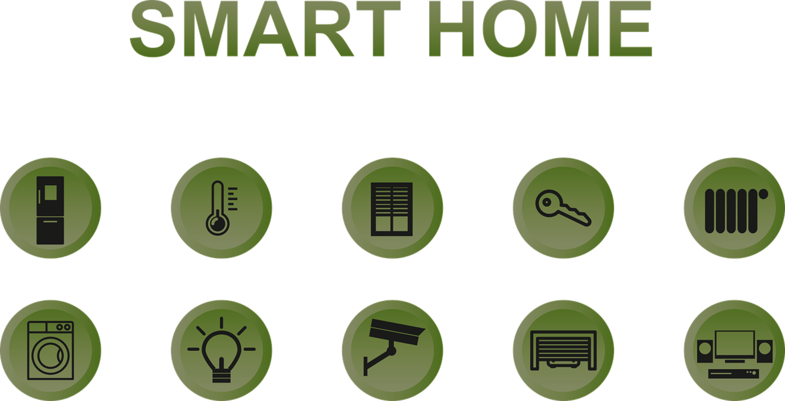 Does your new home have  standard smart-home feature?