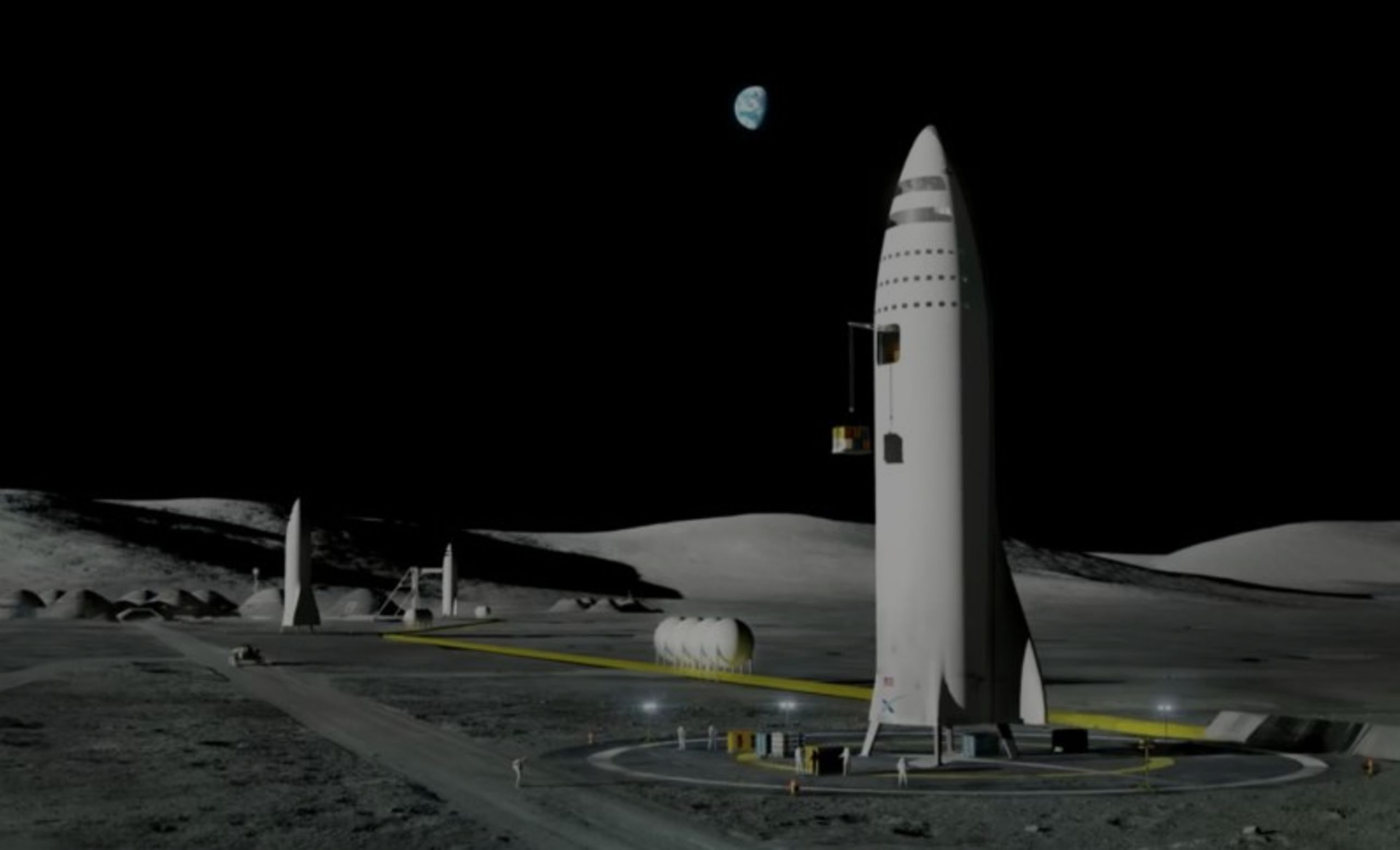 "SpaceX expanding into LA Harbor/San Pedro, will build Big ""Friggin'"" Rockets there"