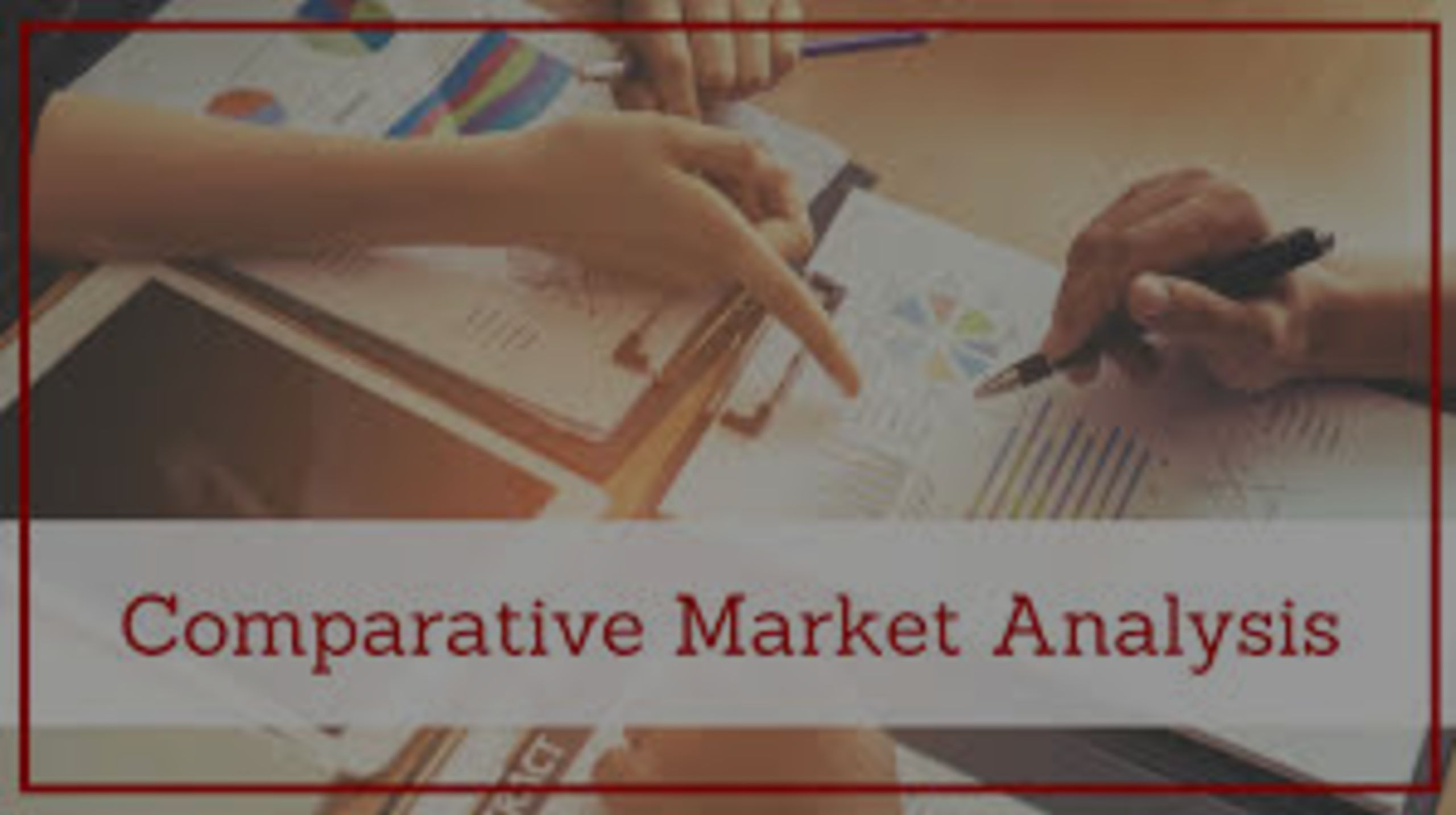 Comparative Market Analysis Request