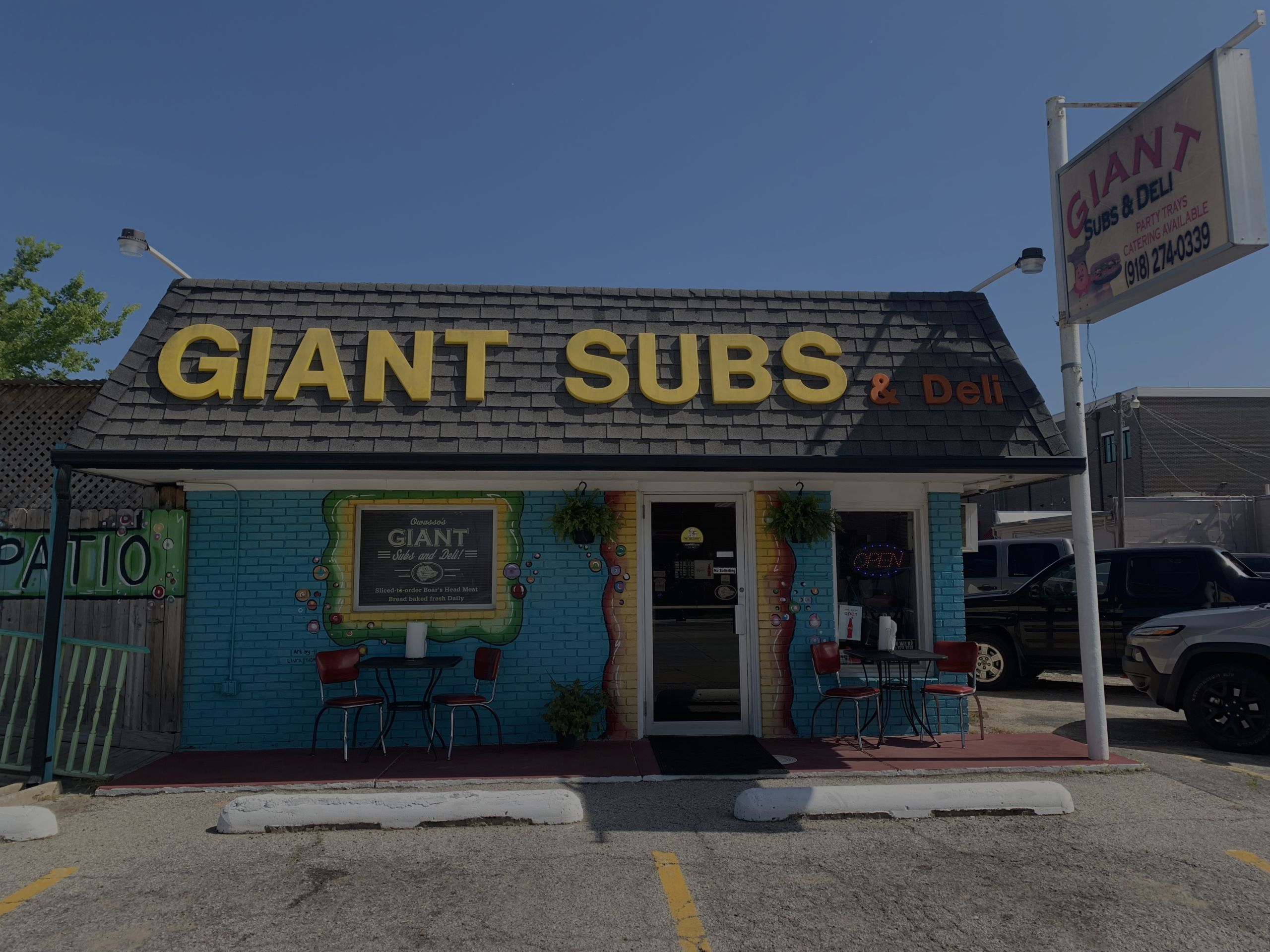 Giant Subs & Deli – Best sandwiches in Owasso!
