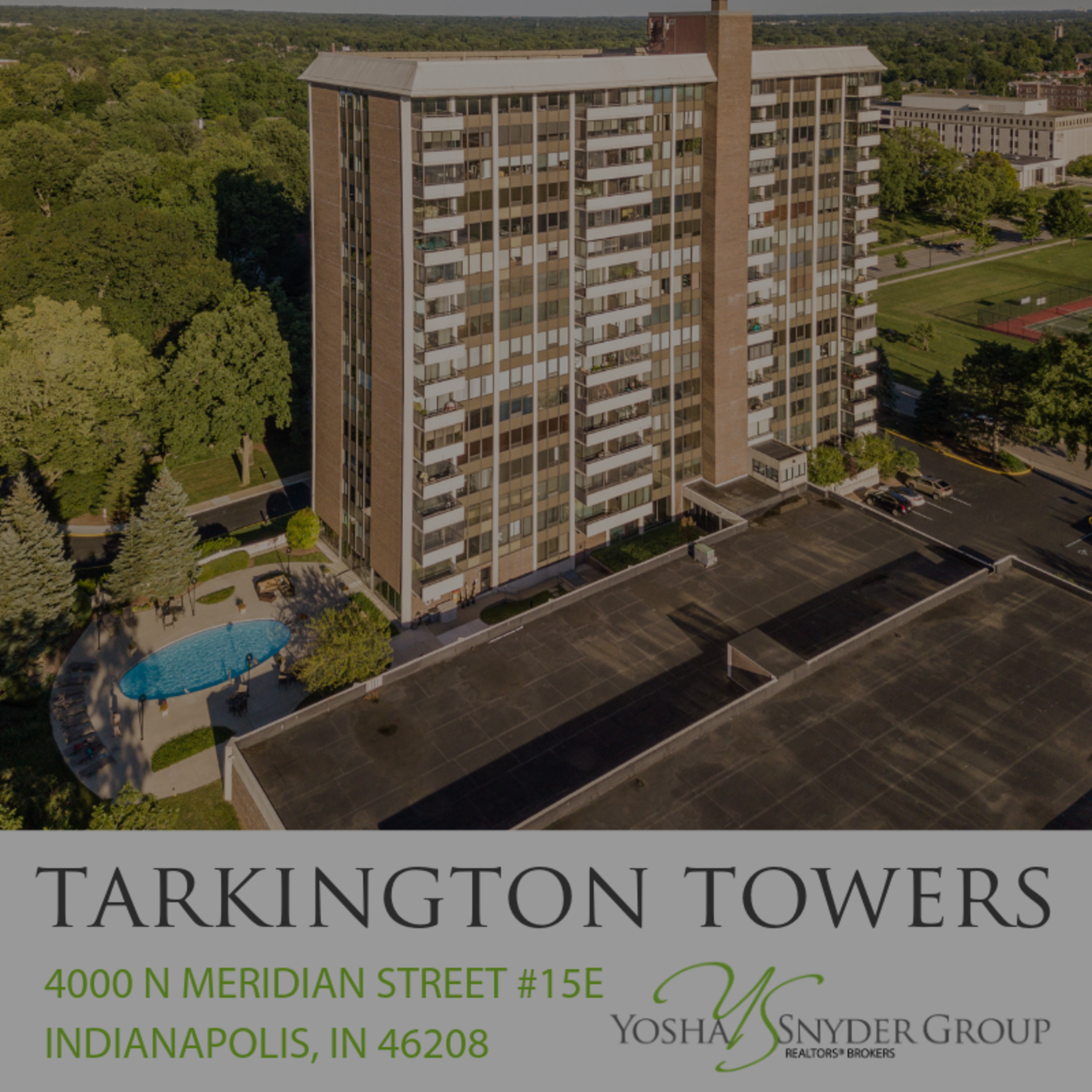 Tarkington Tower #15E