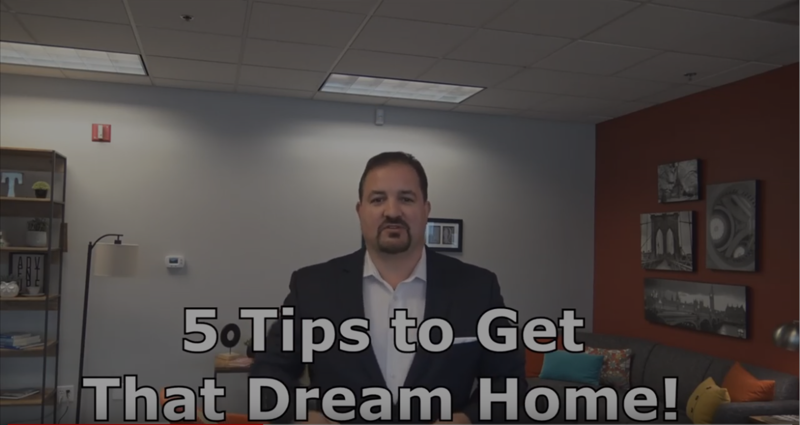 Tips for getting that dream home this year