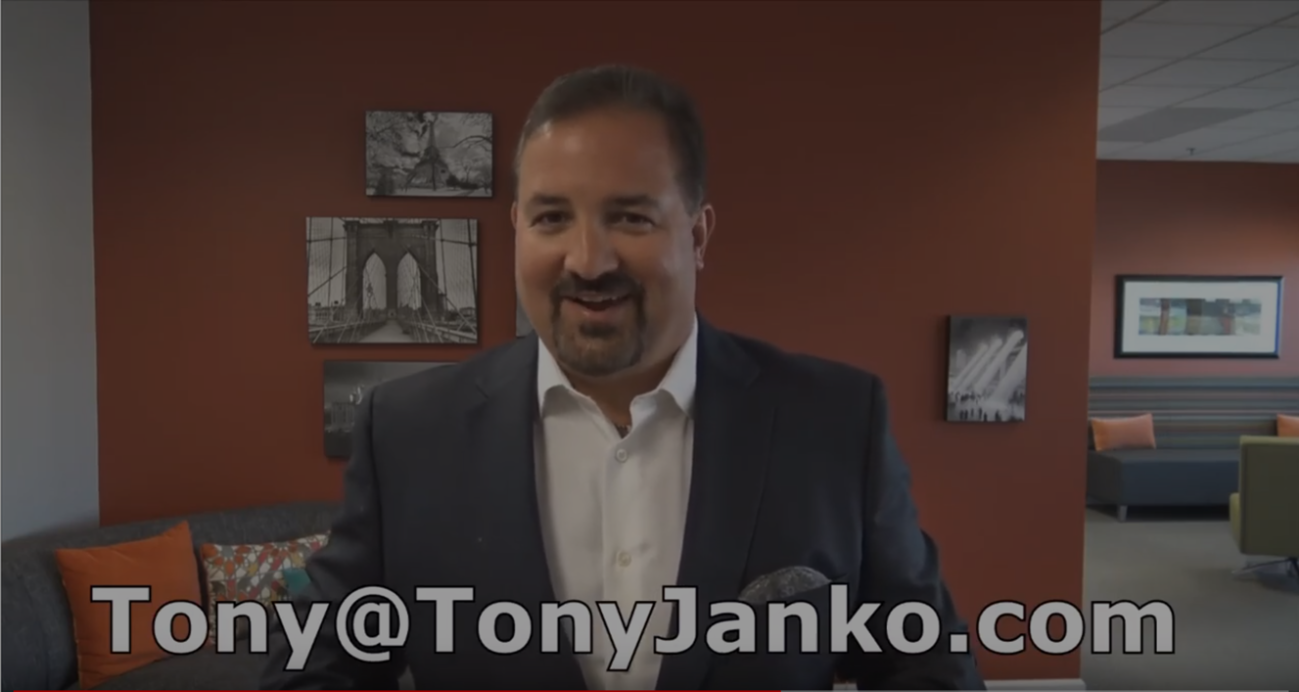 Tony Janko announces his move to FC Tucker