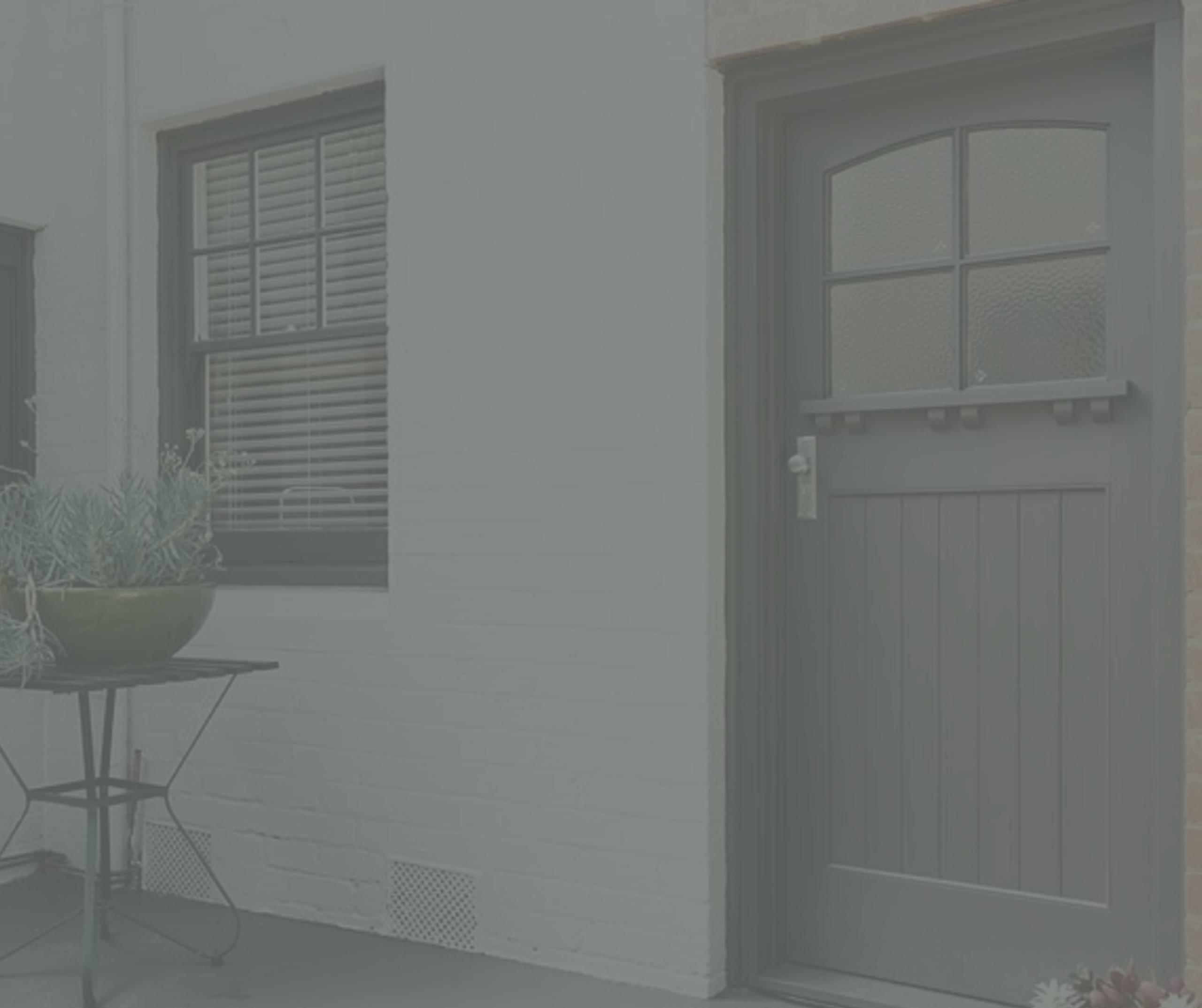 Is it time to update your front door?