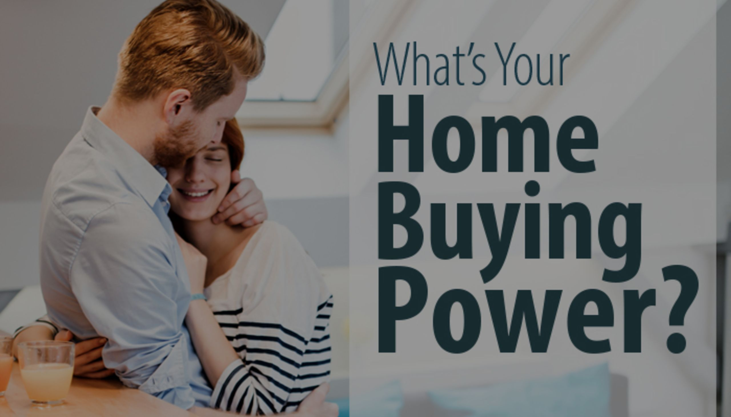 What Is Your Buying Power?