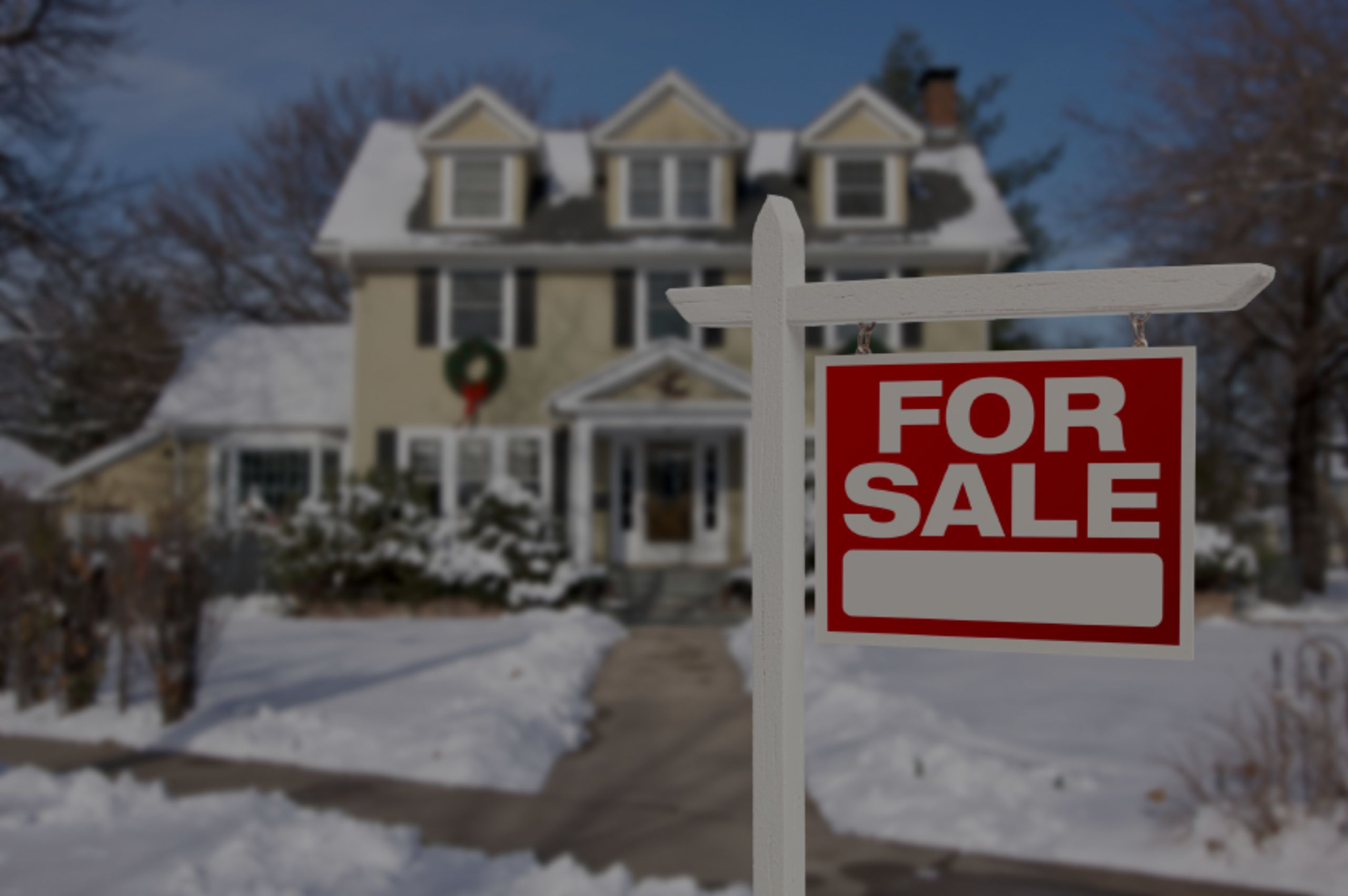Five Reasons To Sell Your Home During the Winter
