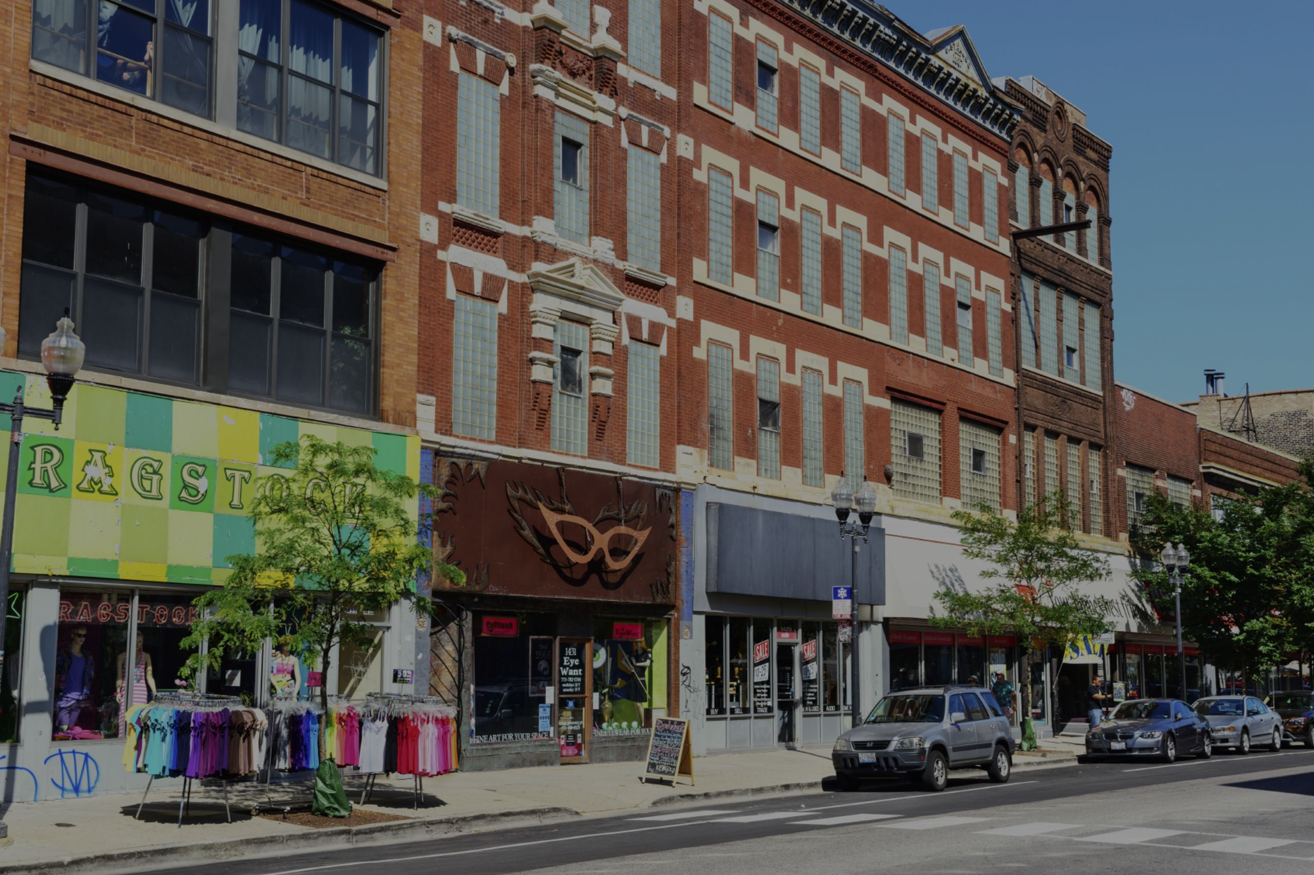 Chicago Neighborhood Tour: Bucktown