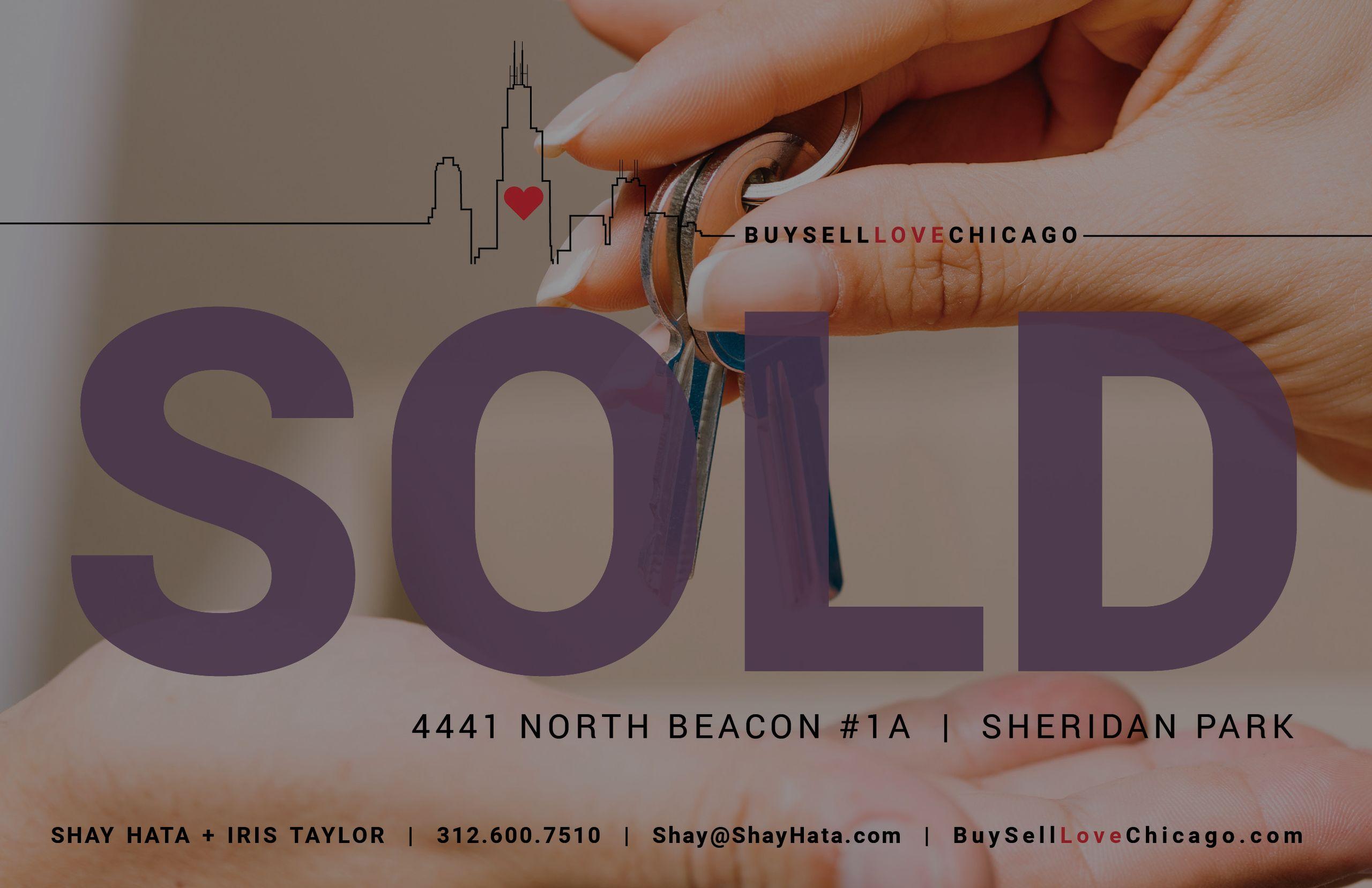 4441 N Beacon St Unit 1A, Chicago, IL 60640