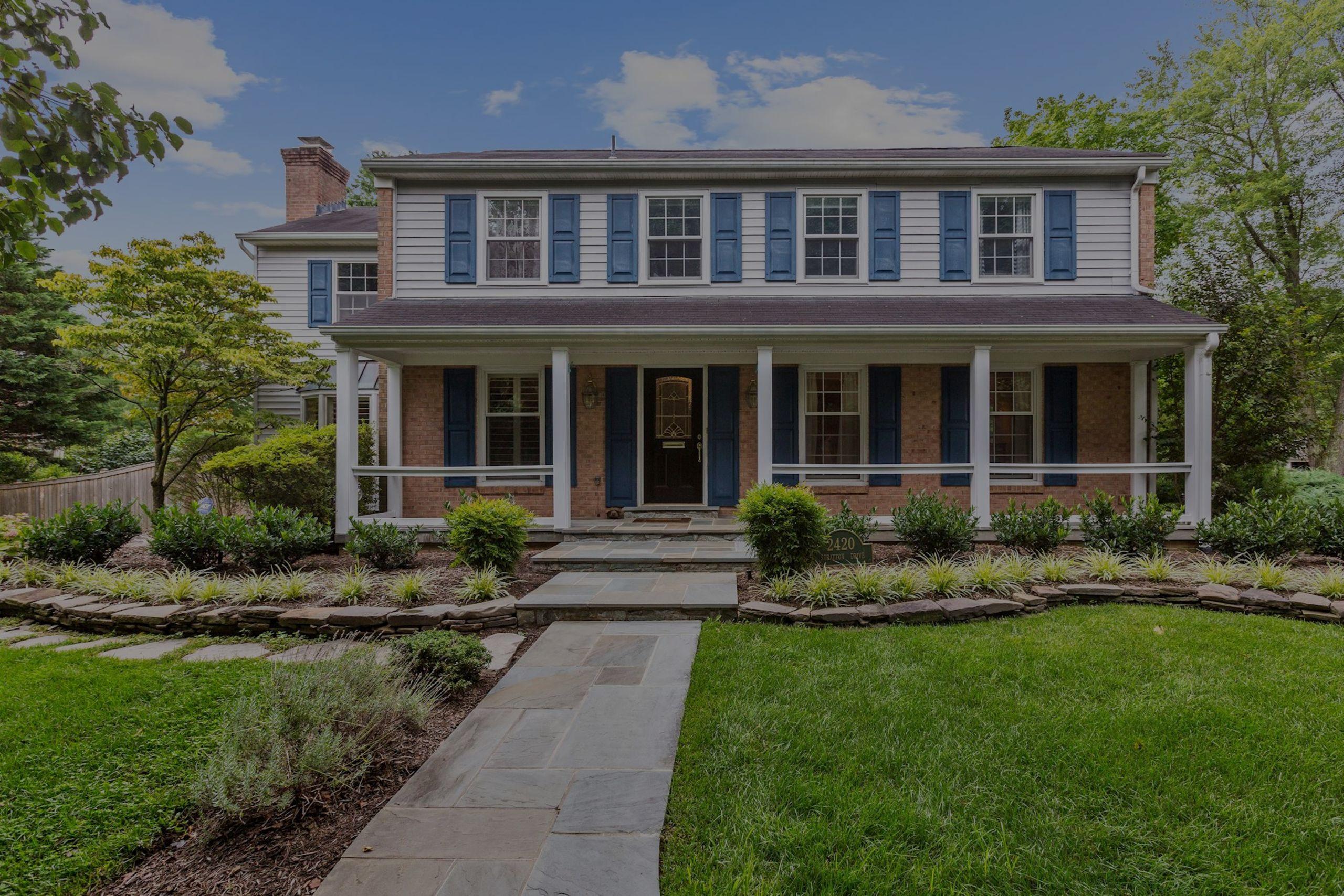 Sold: 2420 Stratton Drive, Potomac, MD