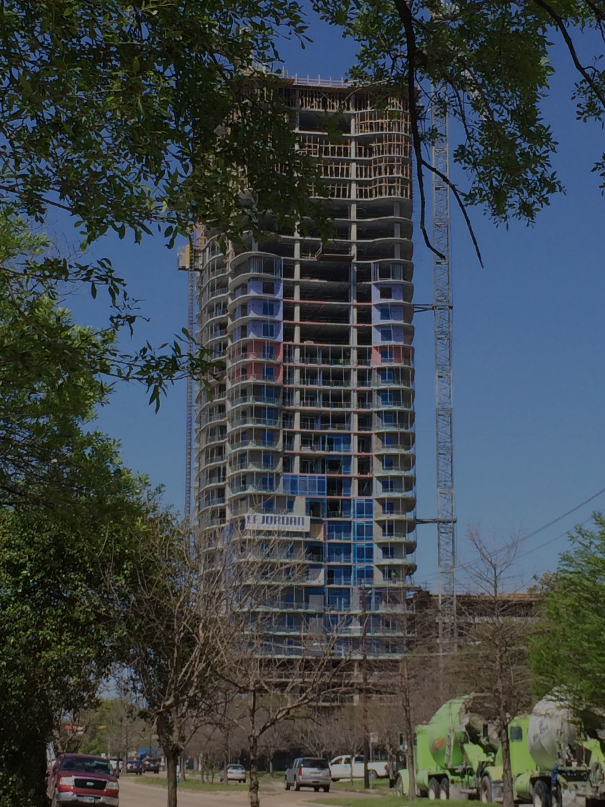 Newest High Rises Going Up in Dallas