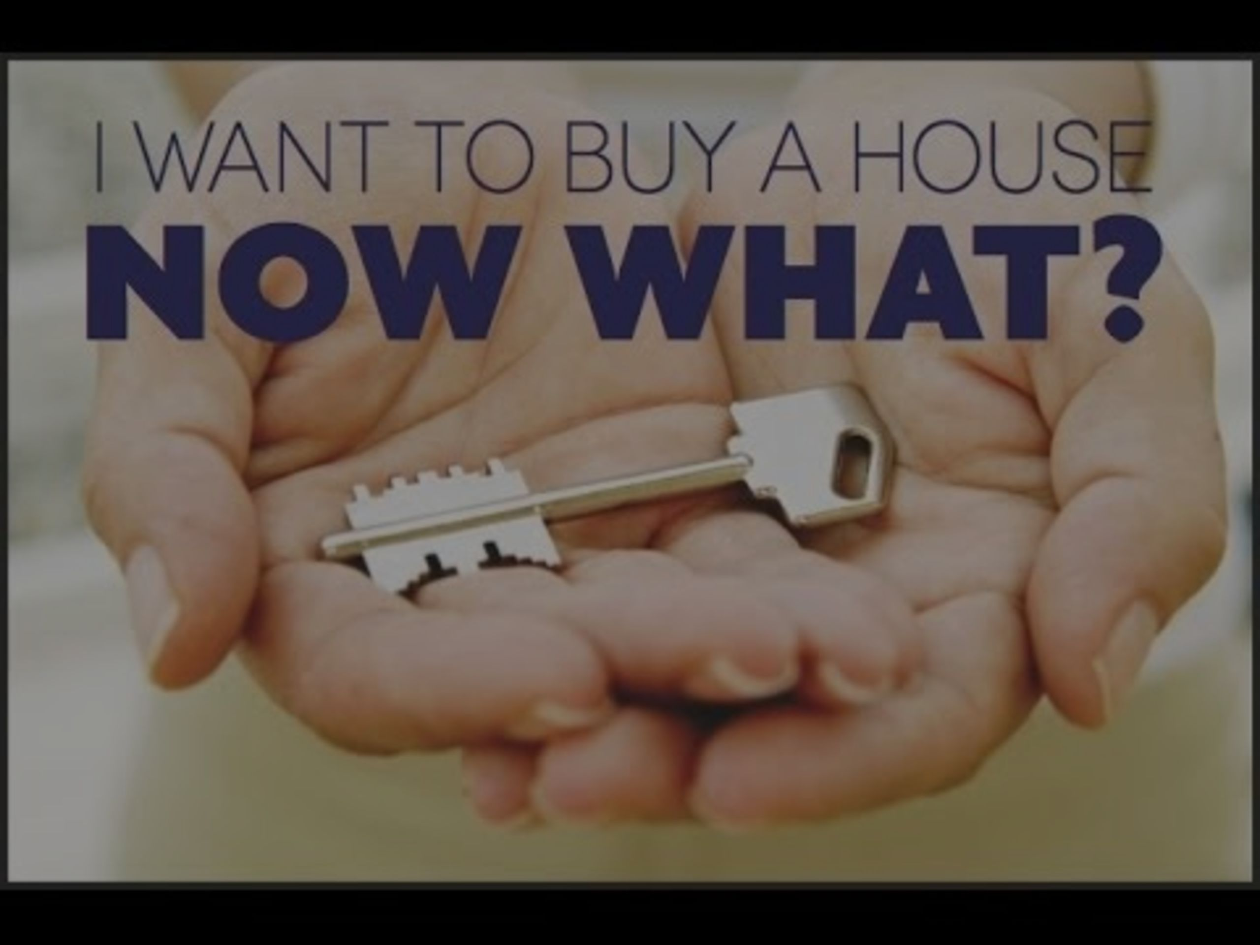 First Time Buyer Education Seminar
