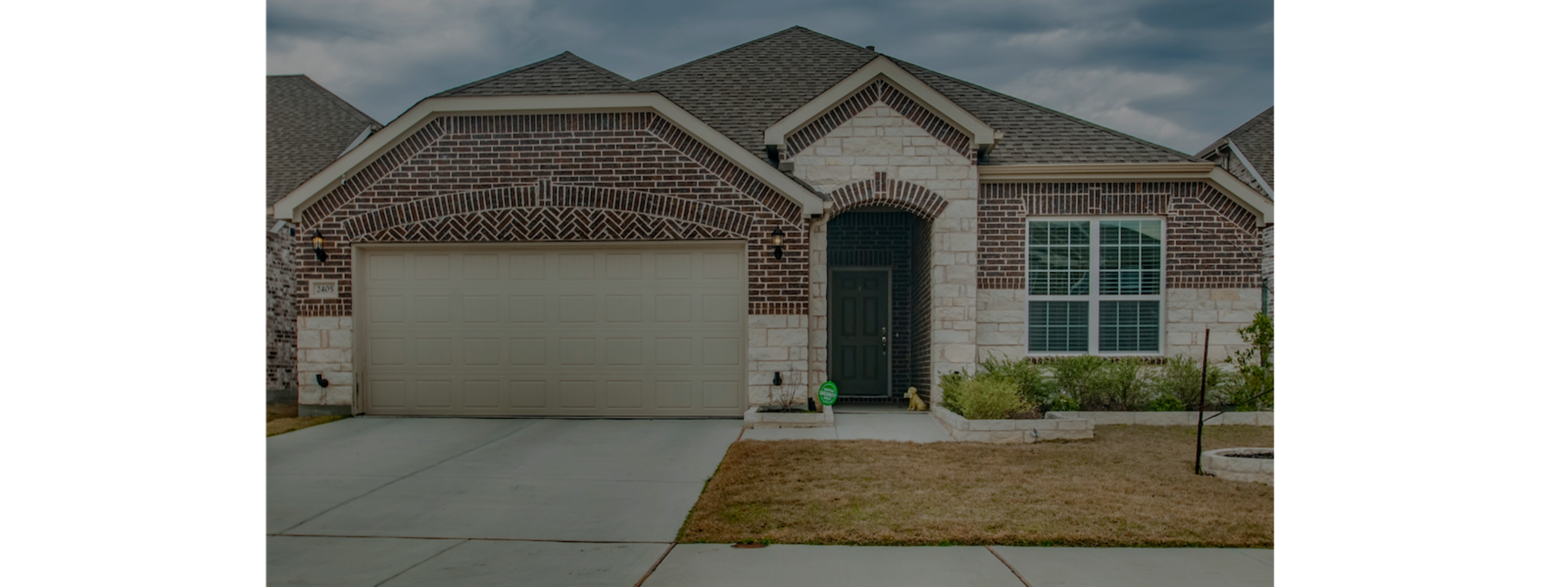 2-Year Old Pulte Home in Little Elm, TX