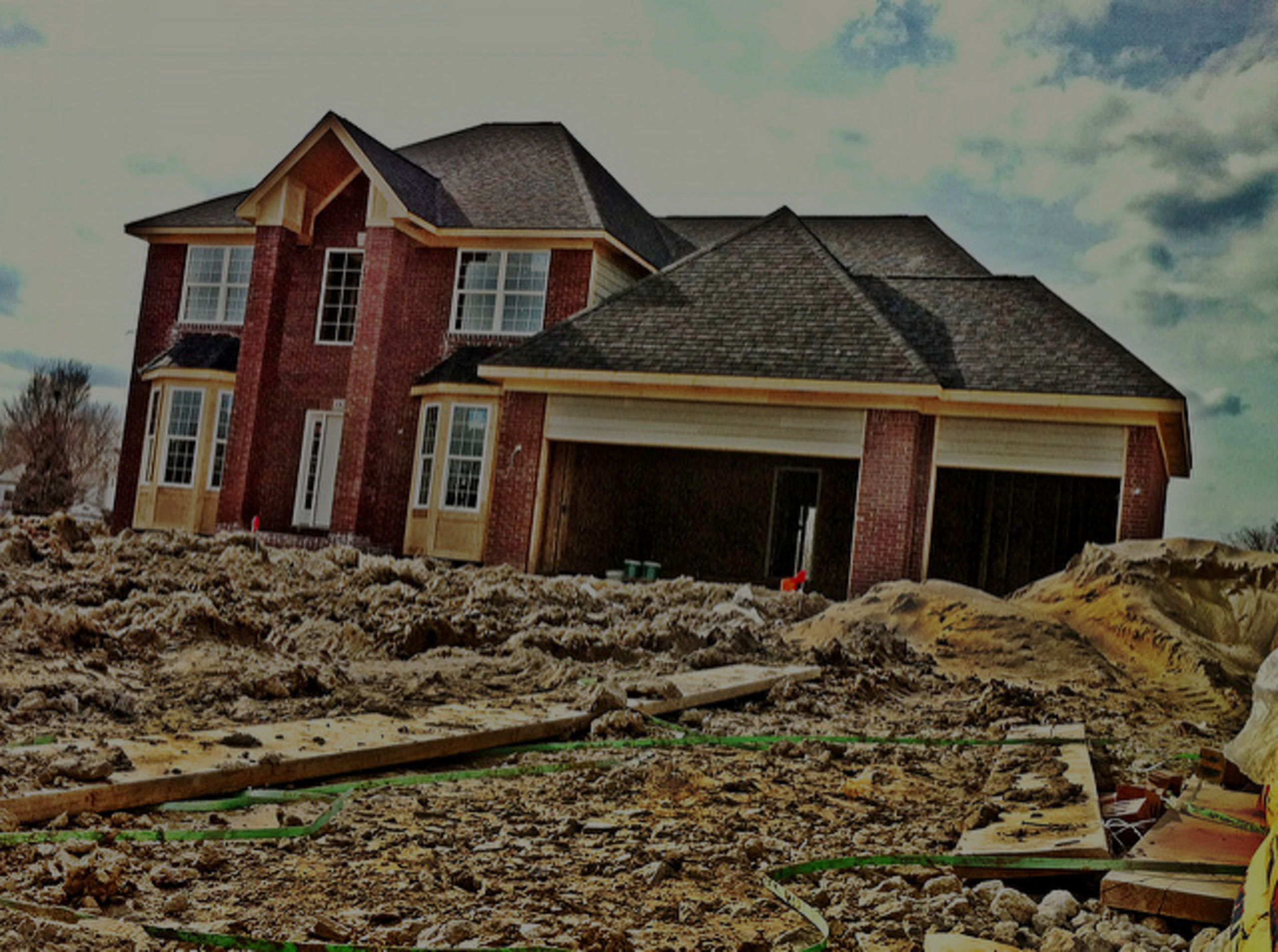 New Home Construction Hits An 8 Year High