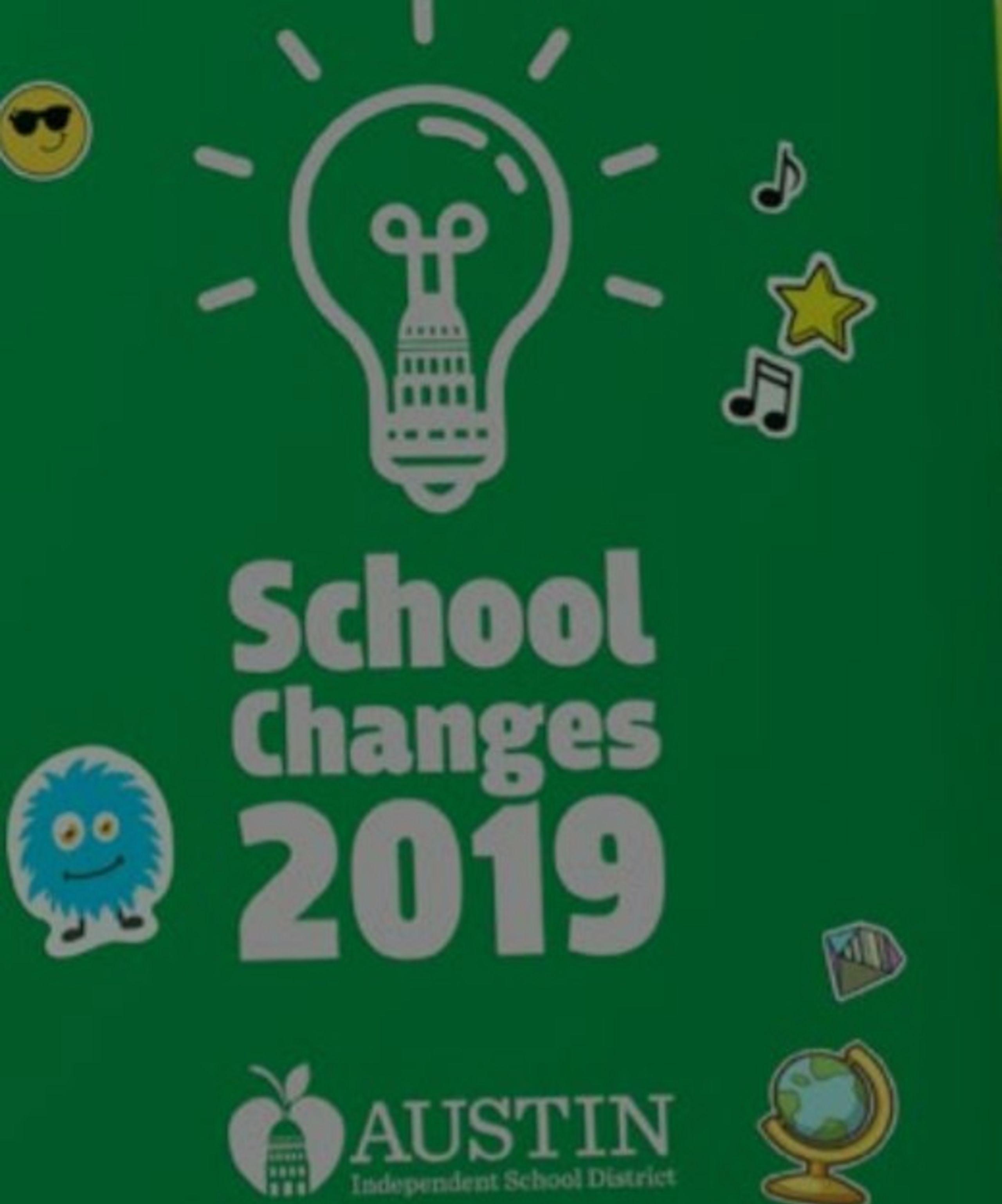 AISD Making Changes Sept 2019