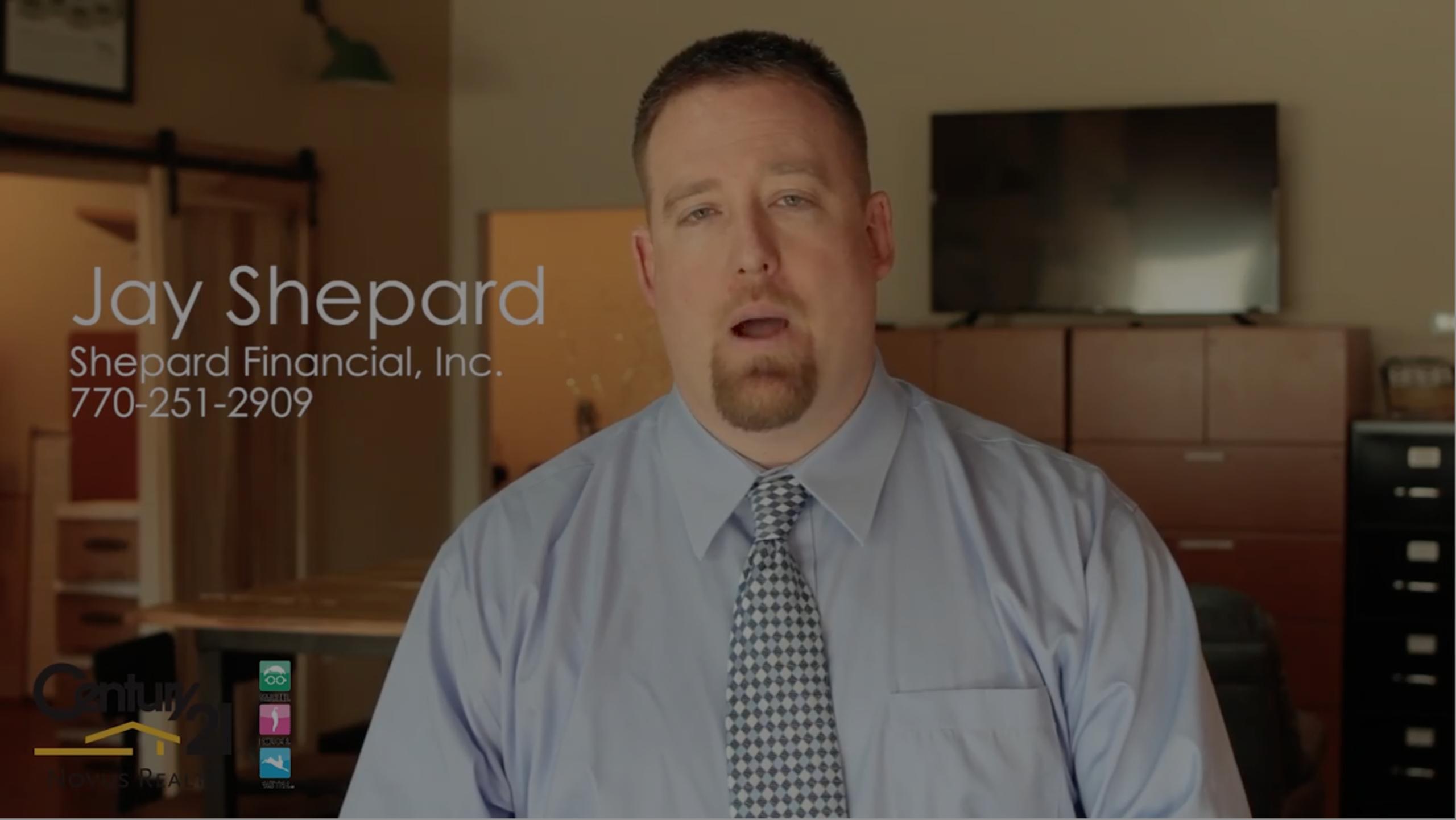 Jay Shepard Financial | Century 21 Novus