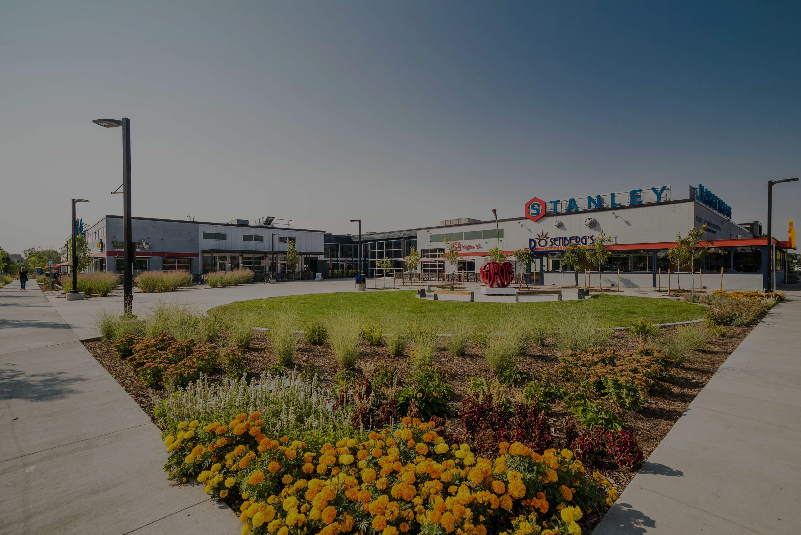 Stanley Marketplace – Office/Retail Space Available For Lease