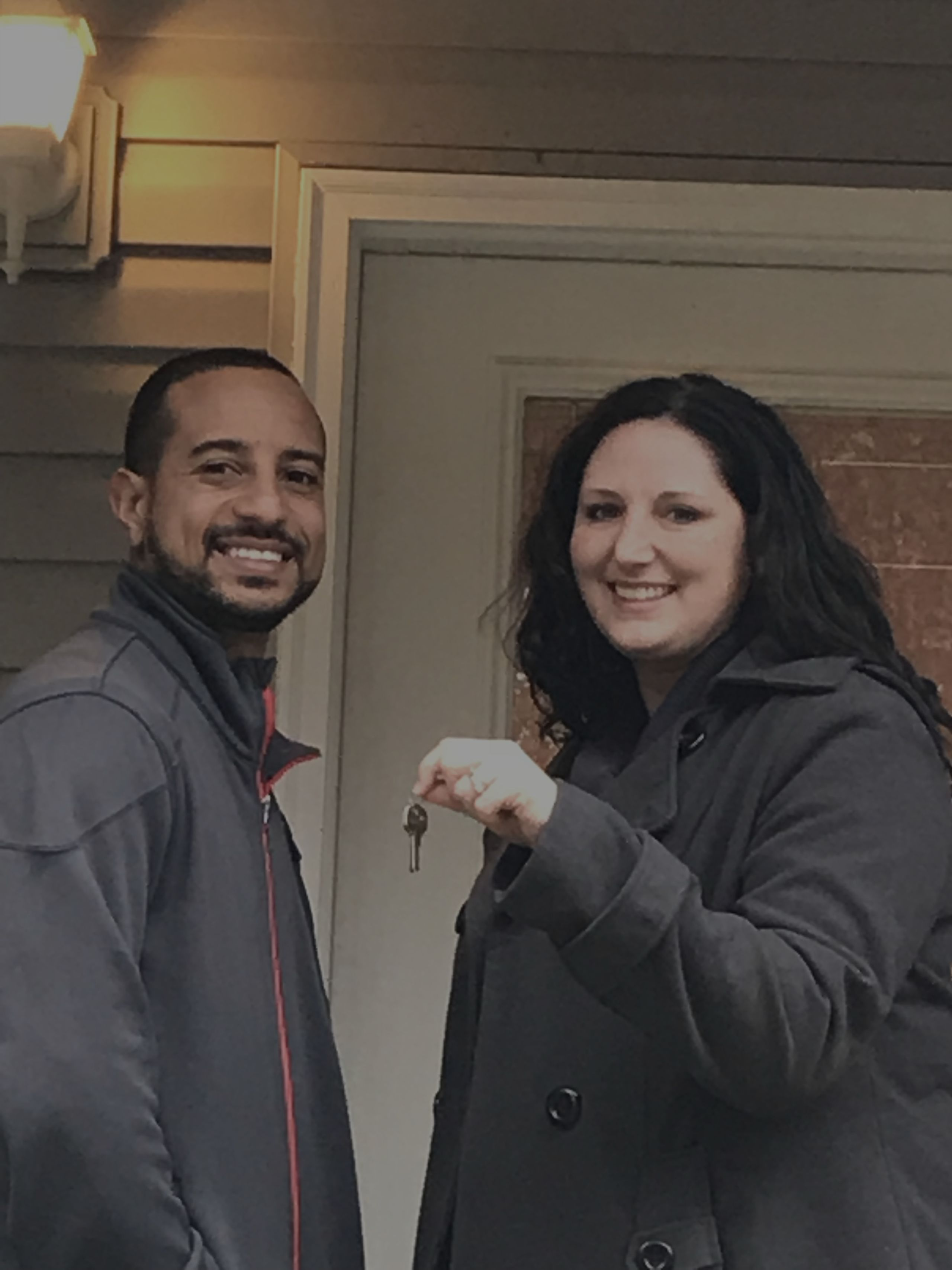 Brooke and Max's journey into homeownership.