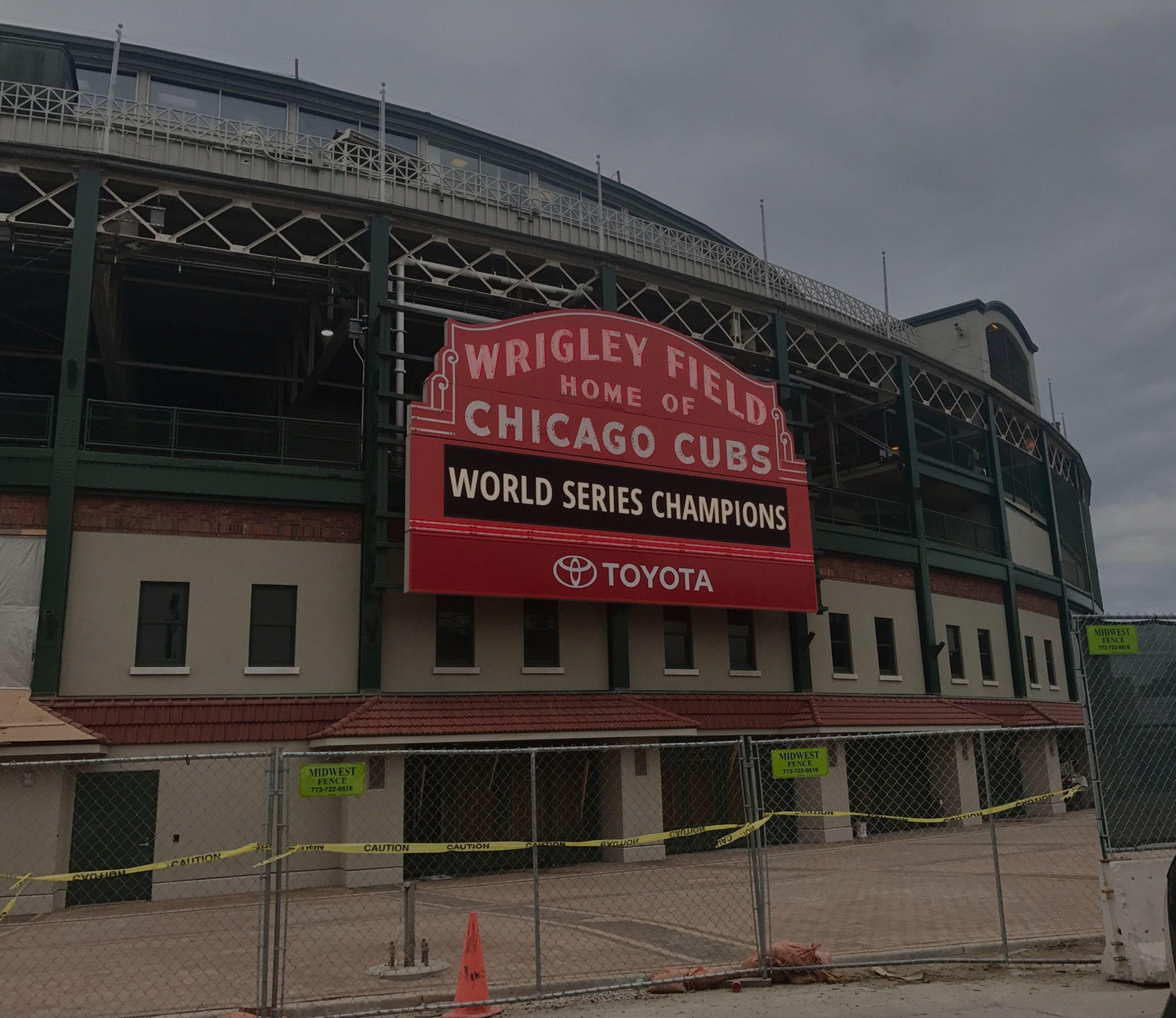 The New Look of  Wrigleyville