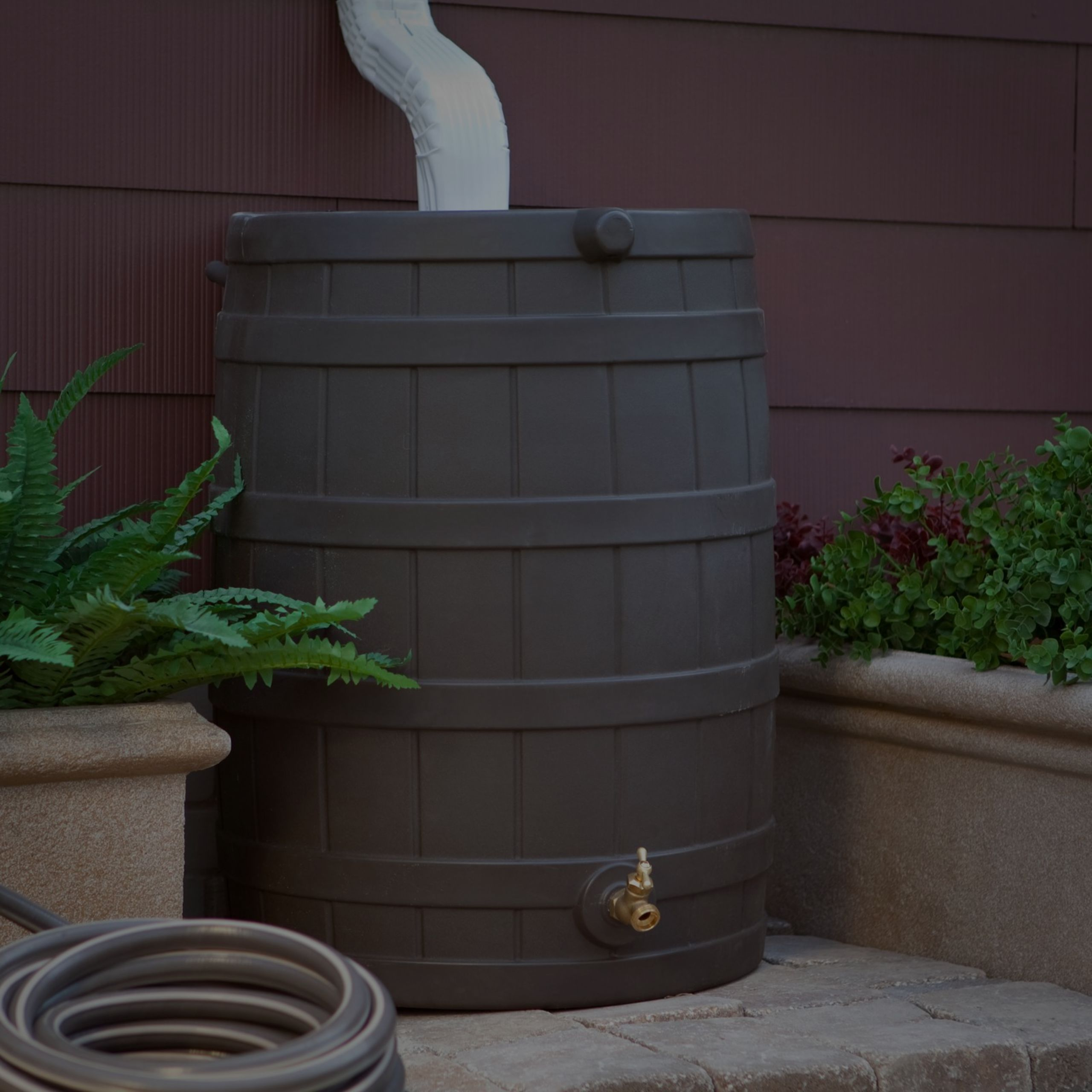 Is a rain barrel right for me?