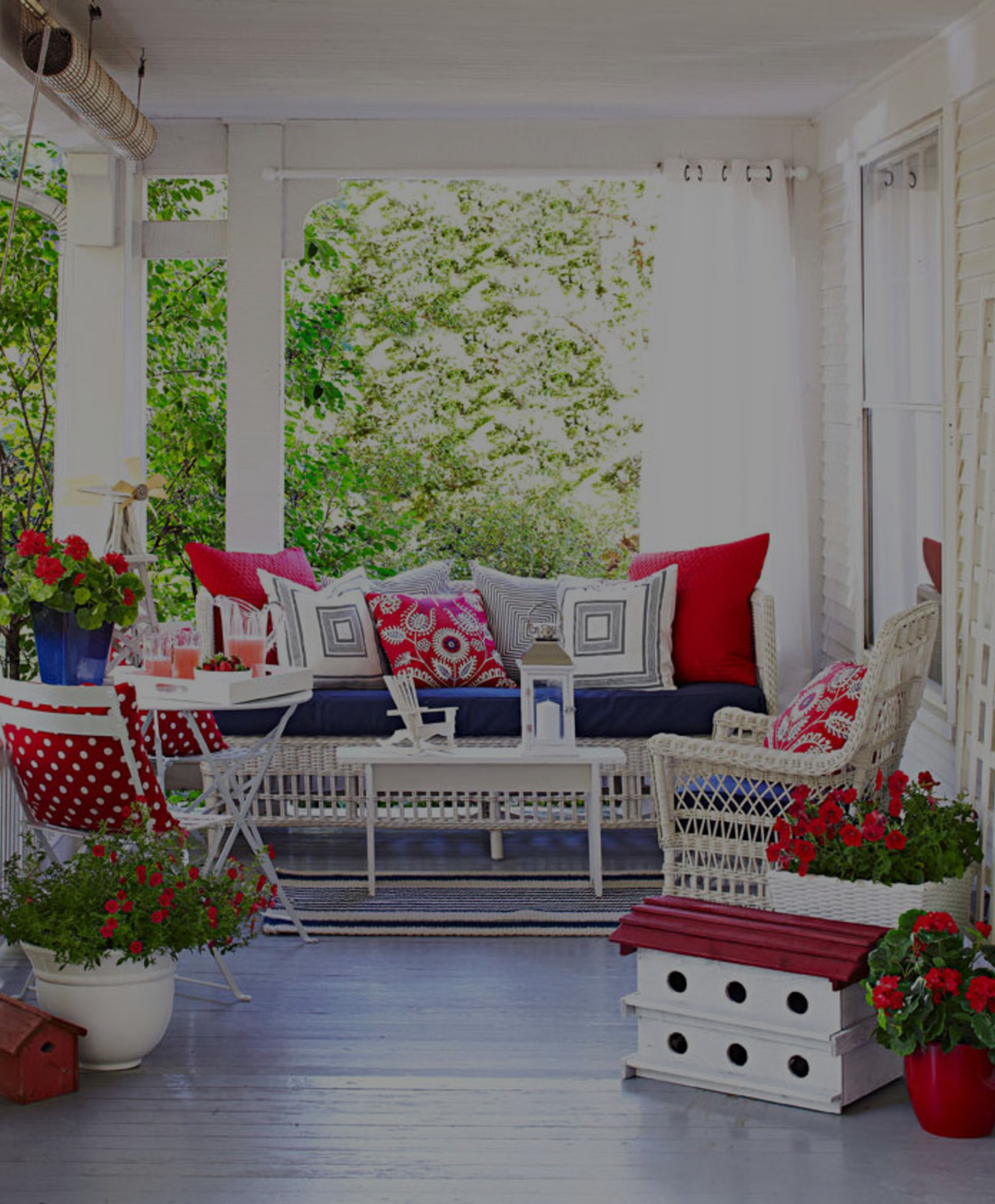 Tips To Make An Inviting Front Porch