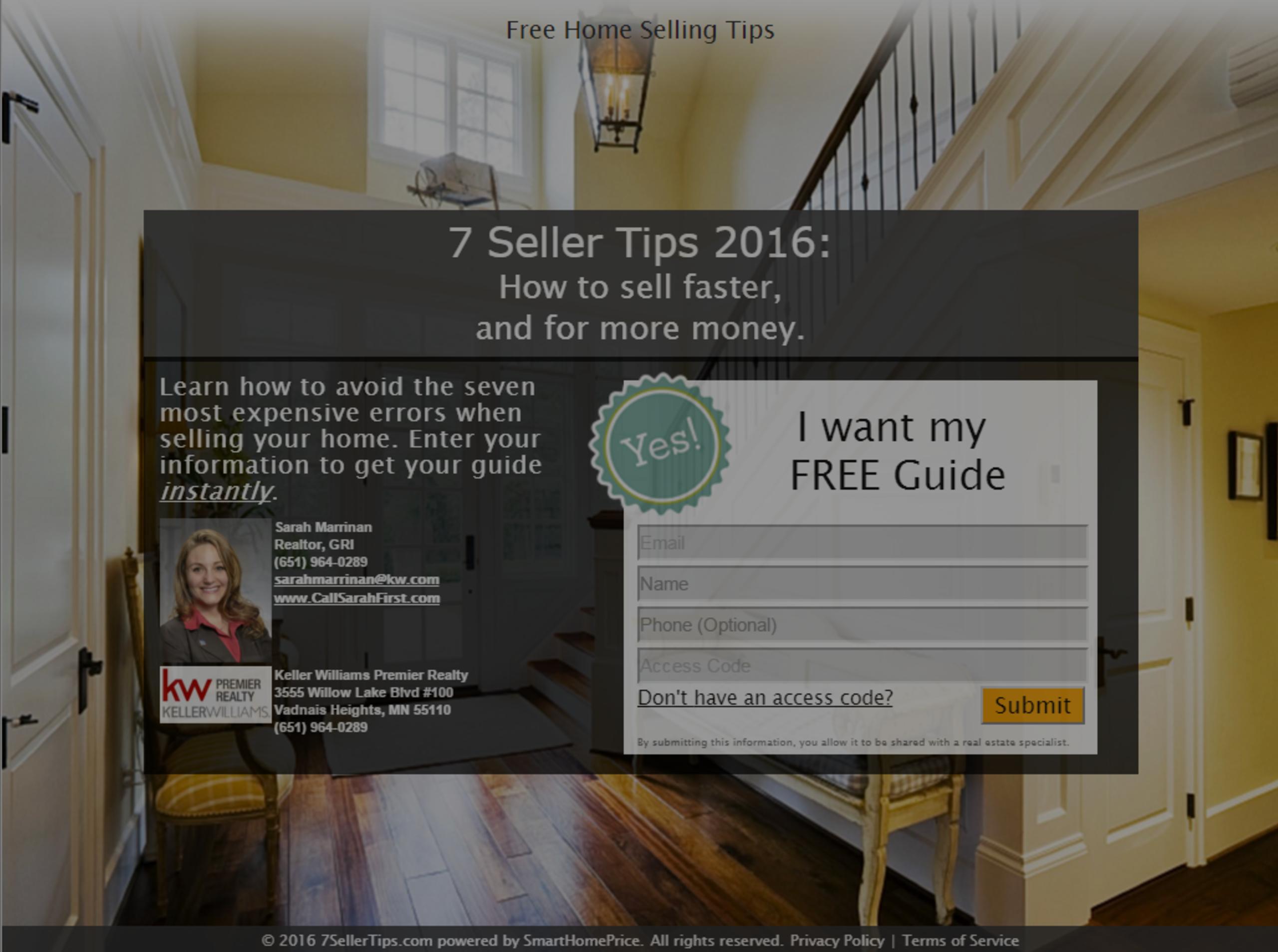 7 Seller Tips for 2016