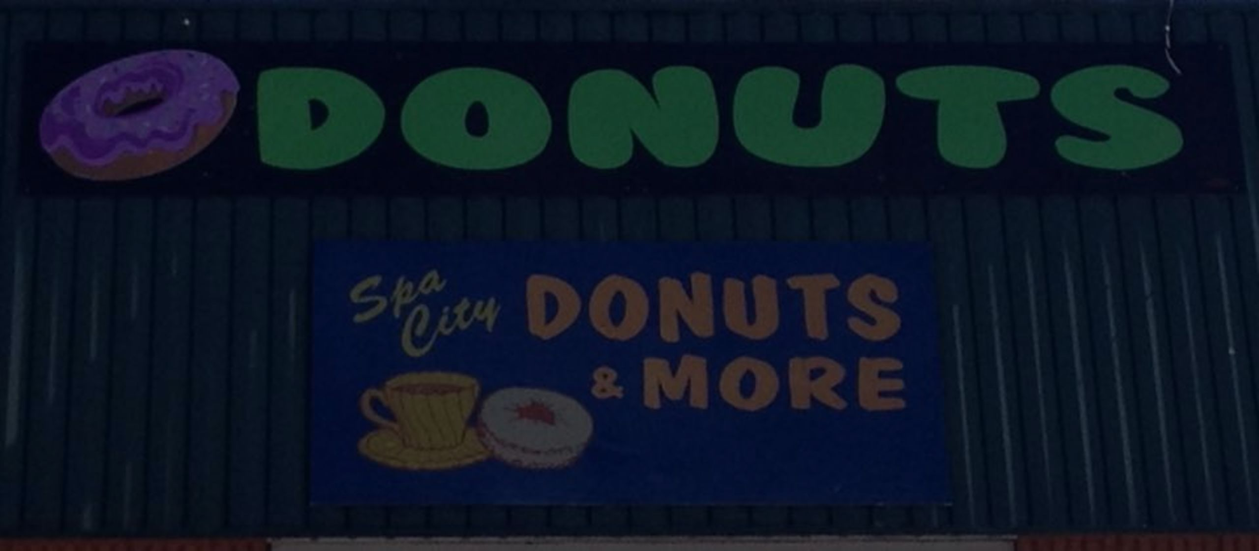 Spa City Donuts