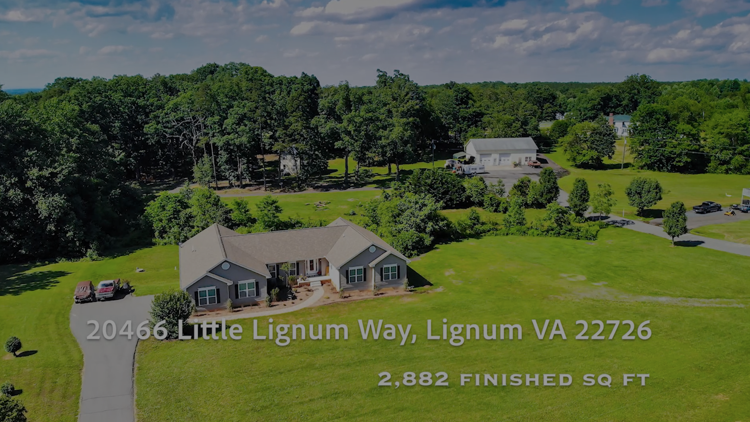 20466 Little Lignum Way • Lignum, VA