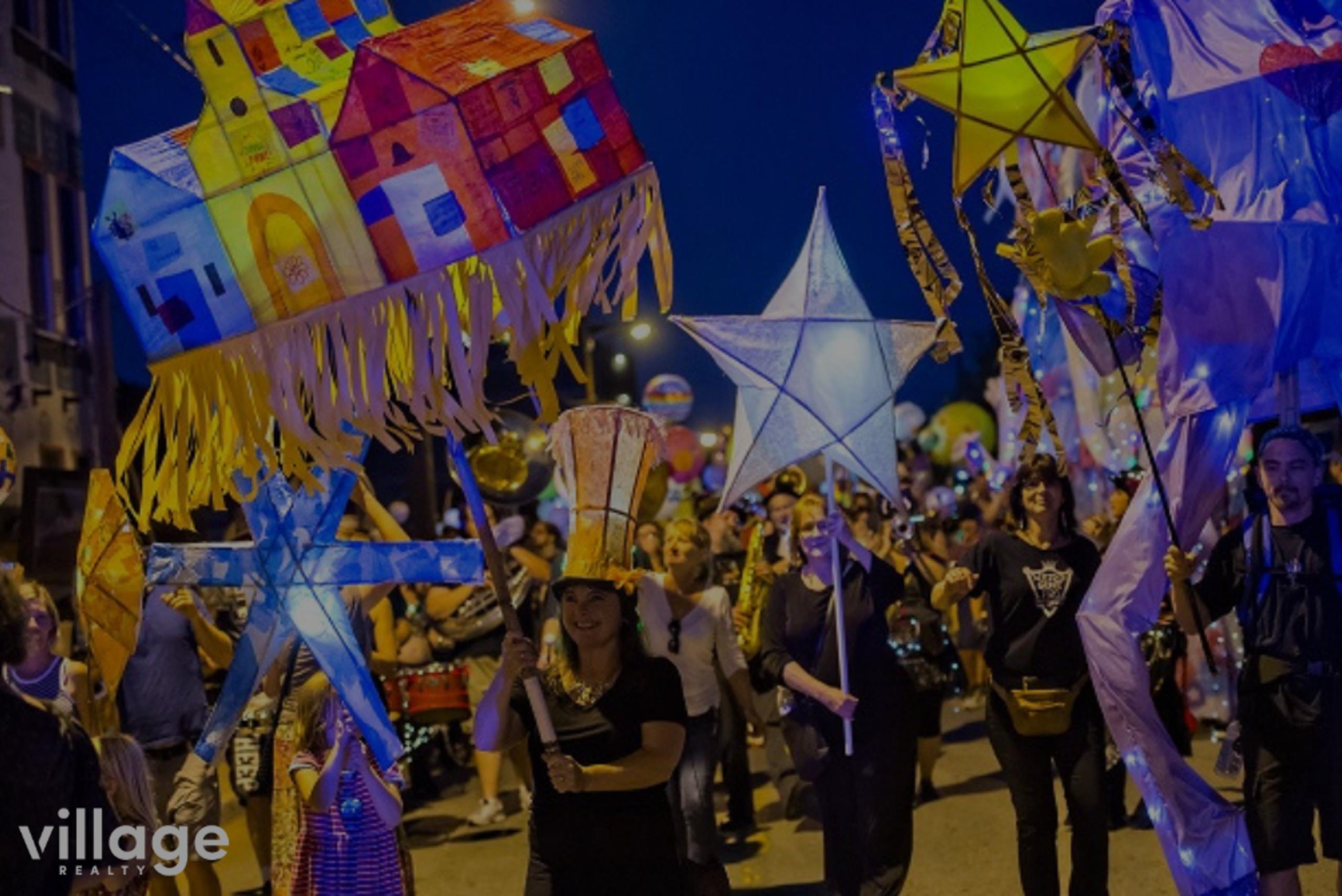 The Beltline Lantern Parade
