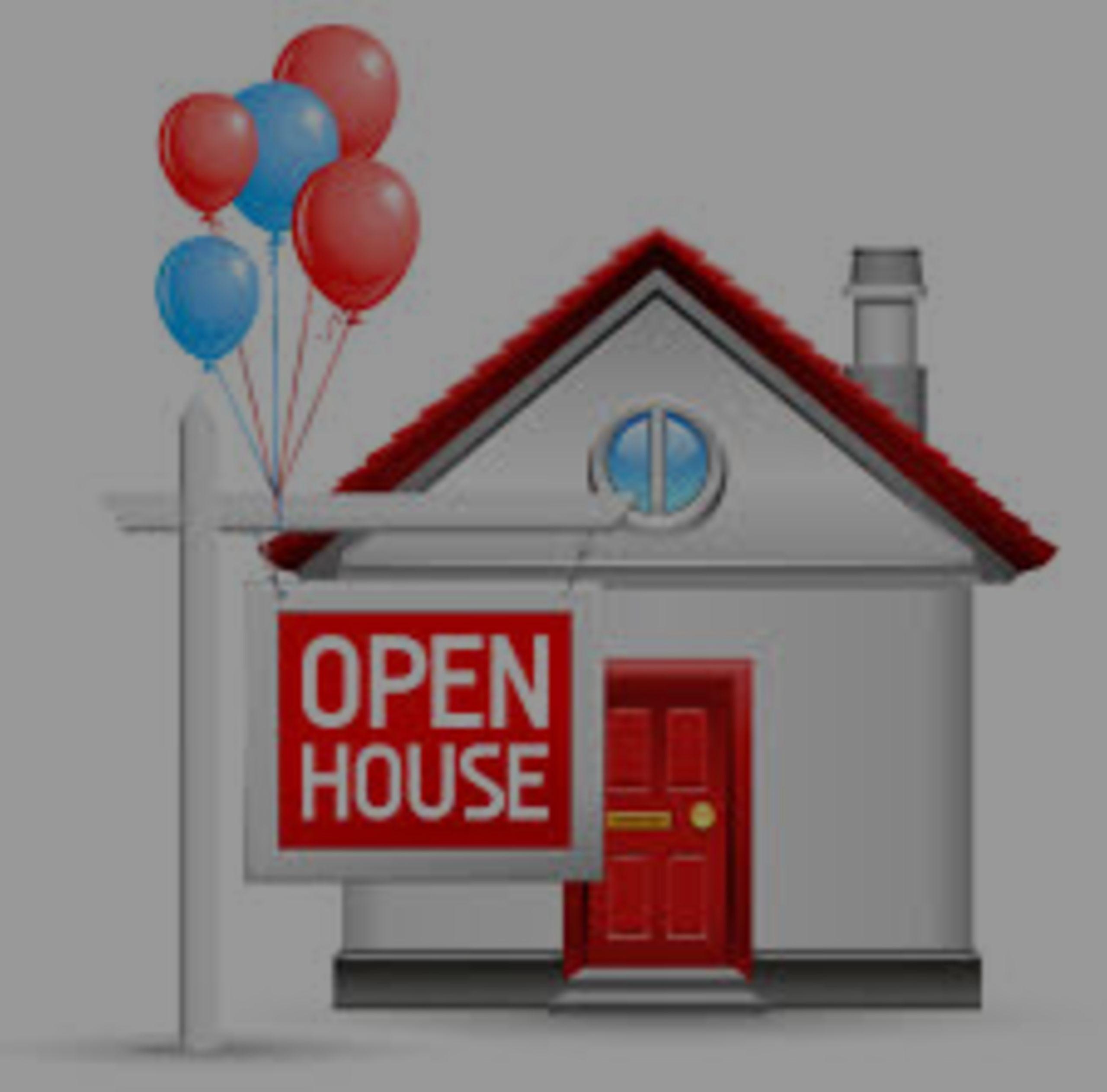 Open Houses June 1 – June 2