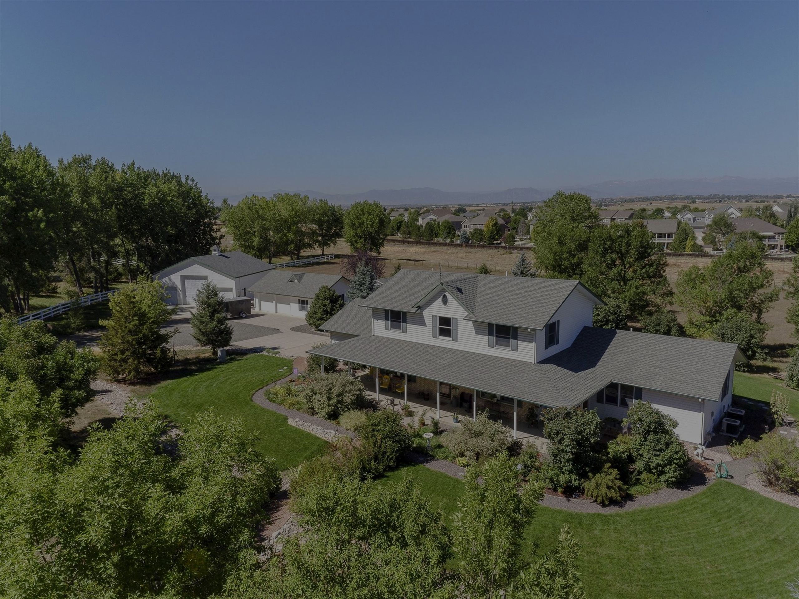 3-Acre Beauty Close to Denver
