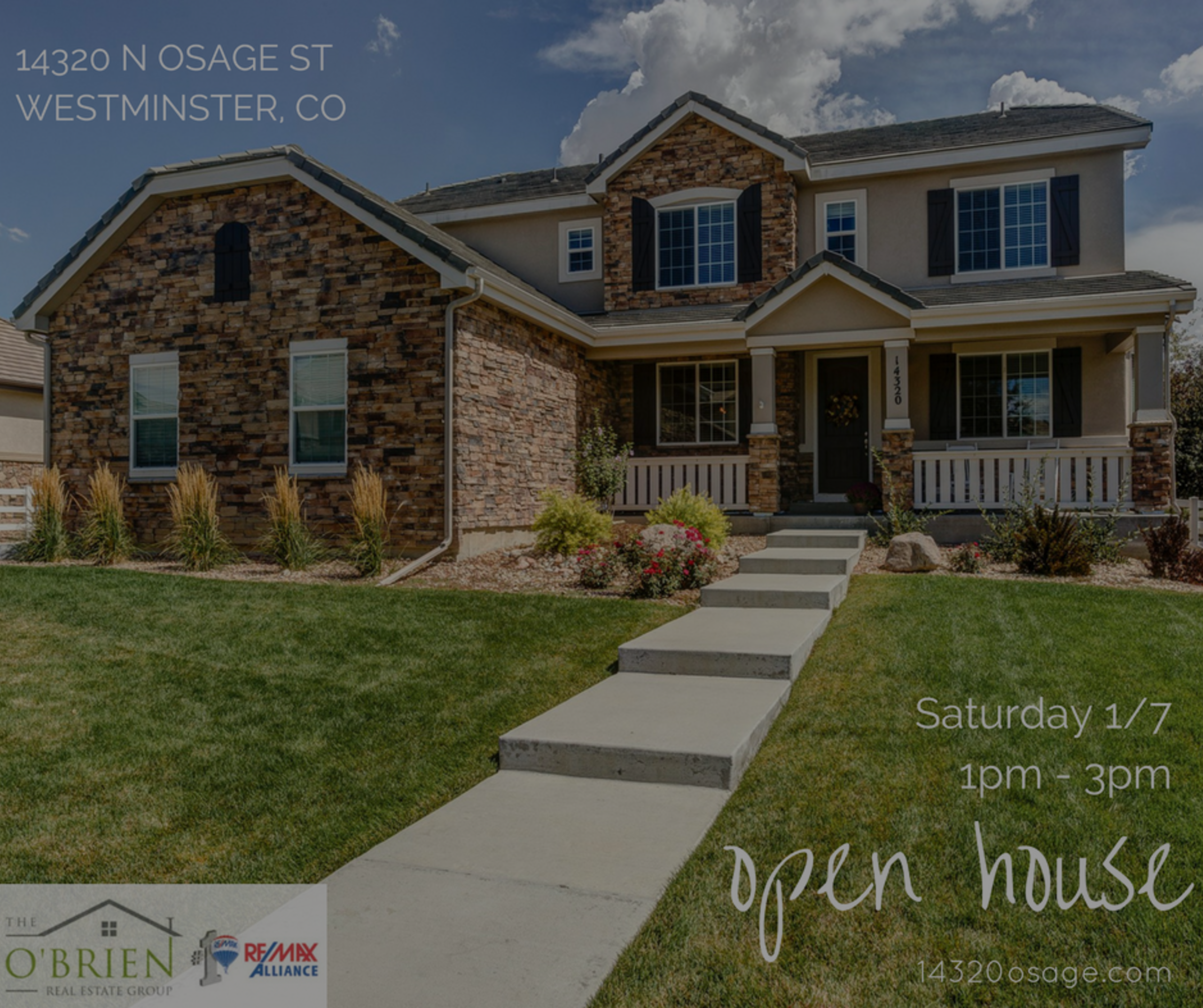 Huntington Trails Open House Today 1-3 PM